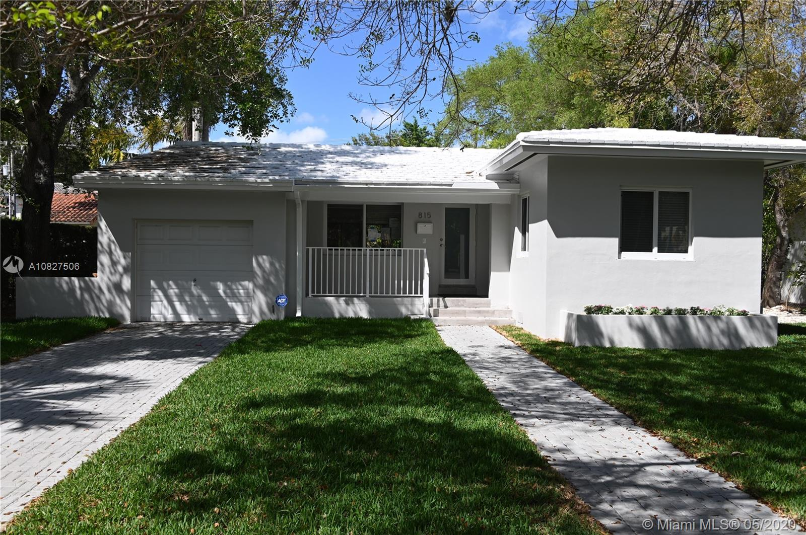 815  Majorca Ave  For Sale A10827506, FL