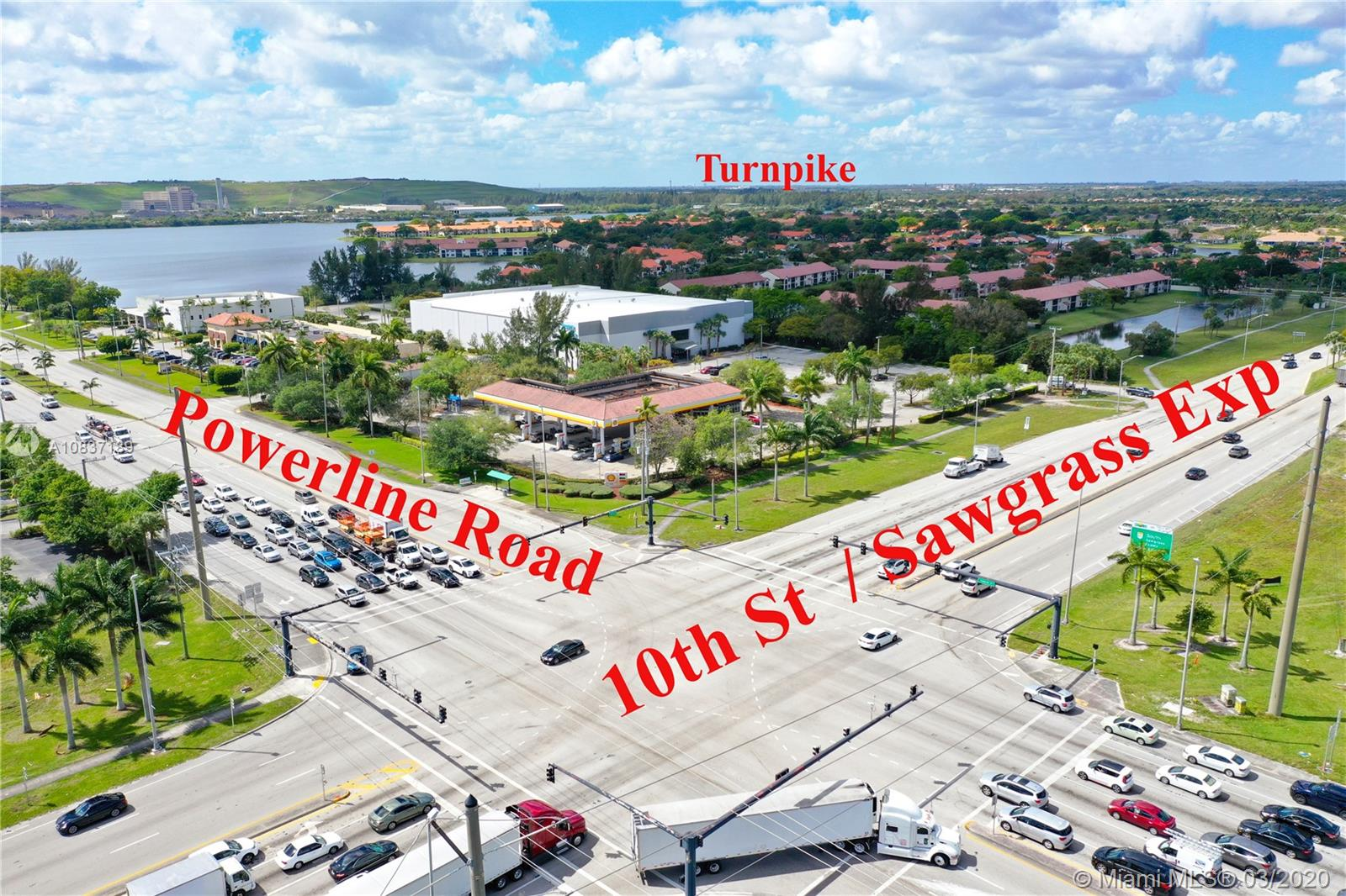 3650 SW 10th St  For Sale A10837189, FL