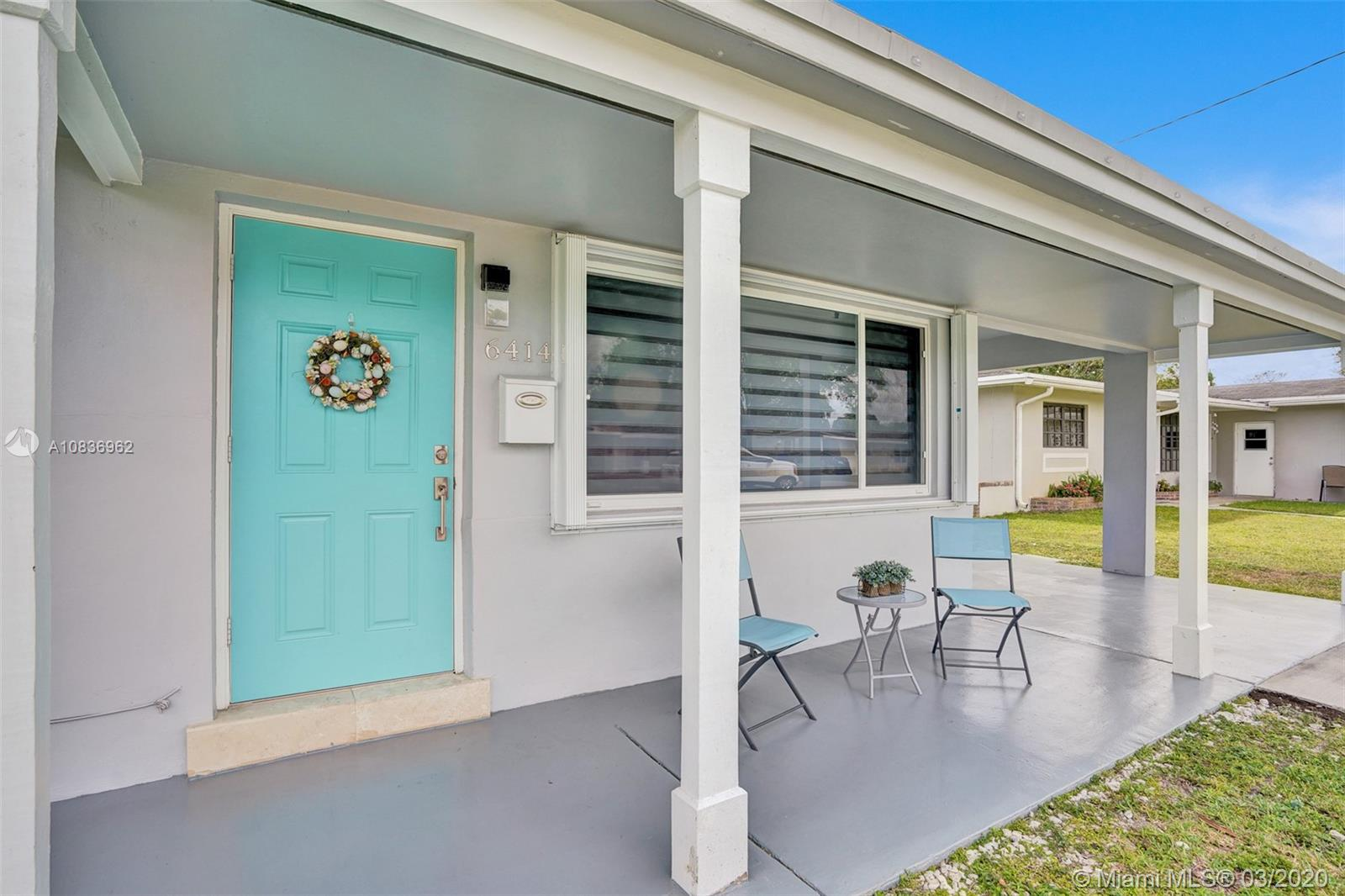 Fully upgraded home 3be 2ba in the desired Boulevard Height Pembroke, great floor plan with bonus space, good size backyard, fully fenced for your privacy, No HOA, great location, owner did not spare in upgrades, Roof 2019, accordion shutters and impacts doors, HVAC system with UV light, AC ducts, Nest thermostat, tankless water heater, new Master and Interior Electric panel, Travertine flooring, laminate floors in beds, Mini split system, real wood kitchen cabinetry with quartz countertop, Stainless steal appliances, recessed lighting, no popcorn ceiling, crown molding, fully upgraded bathrooms, new driveway, wood cabinetry in laundry room, sprinkler system, freshly painted in and outside, everything done with permits, Ready to move in just hurry and come to live in your dream home!!