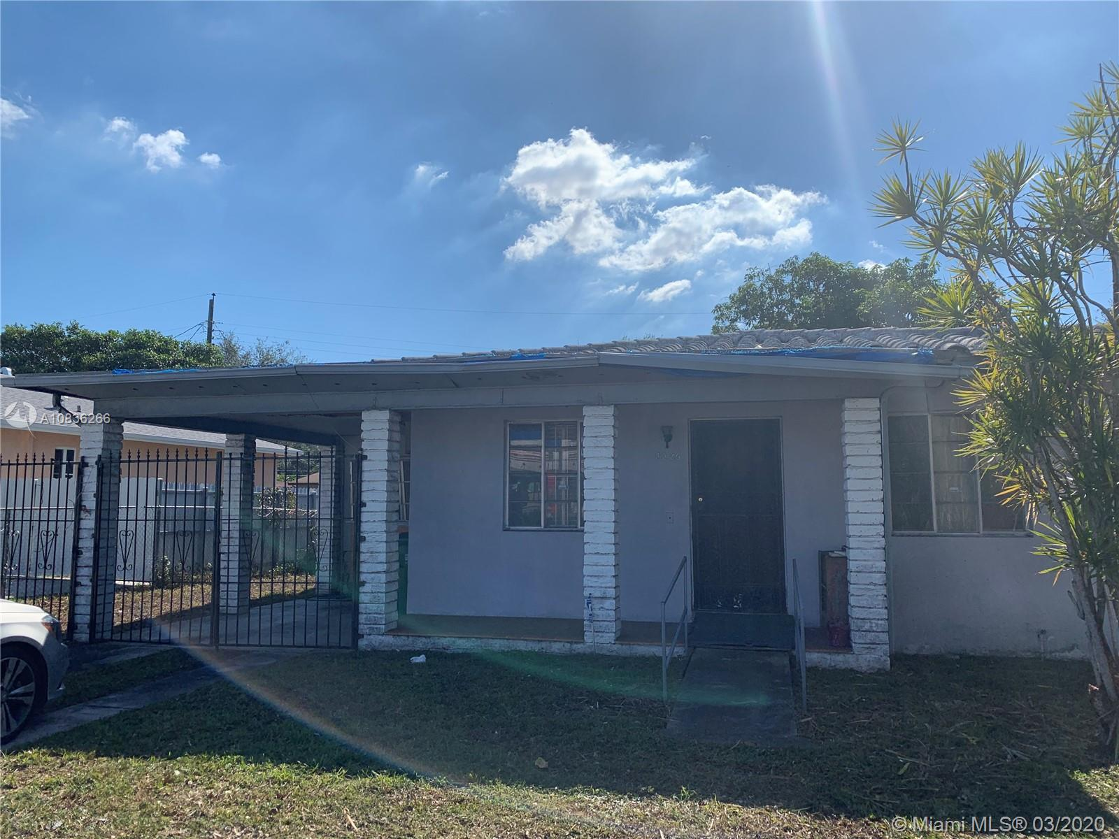 1226 NW 103rd Street  For Sale A10836266, FL