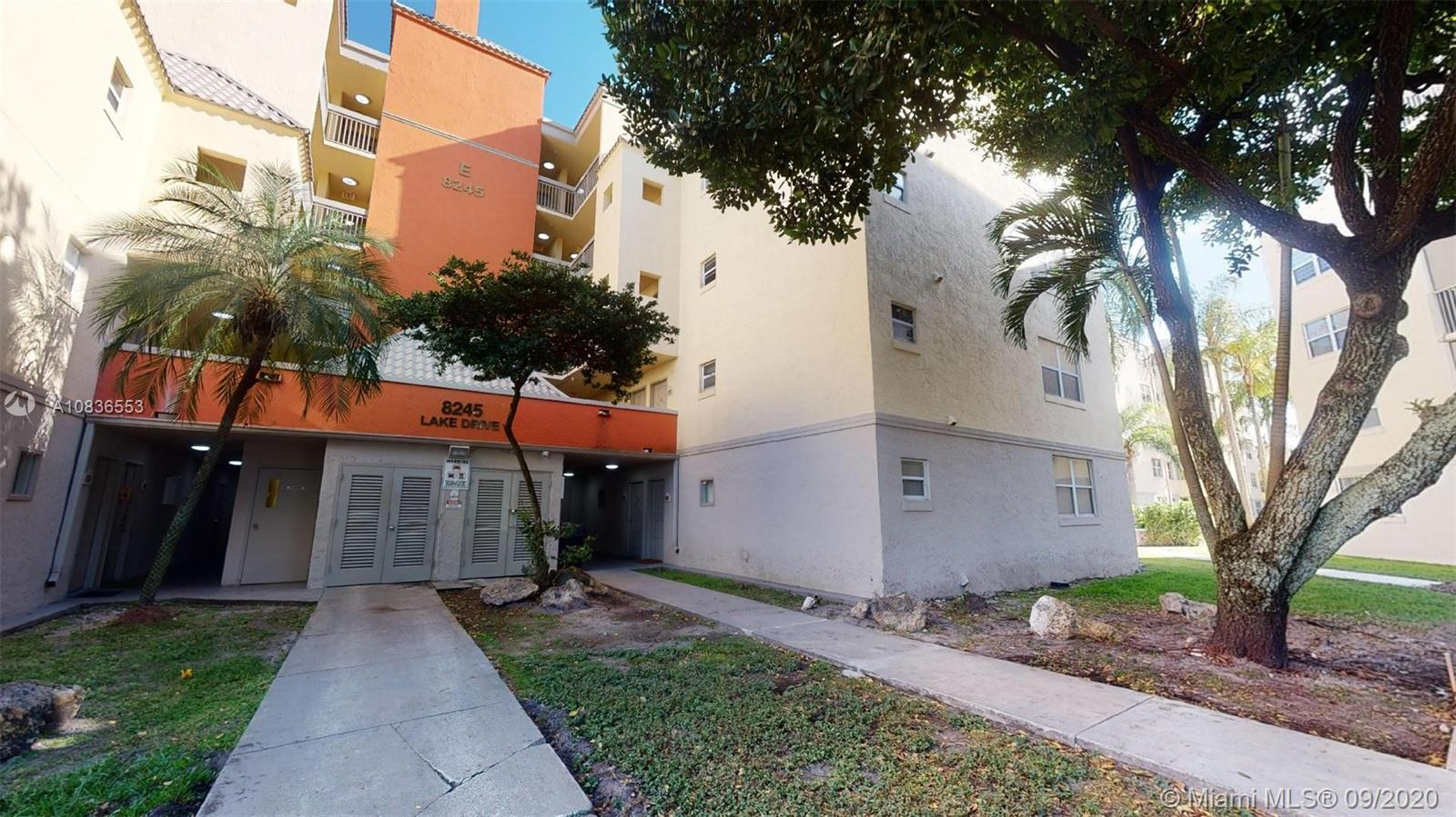 8245  Lake Dr #306 For Sale A10836553, FL