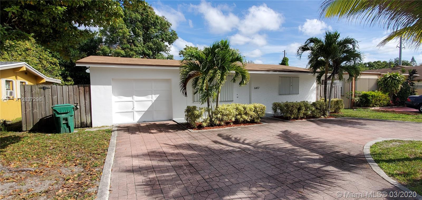 6417 SW 20th Ct  For Sale A10837296, FL