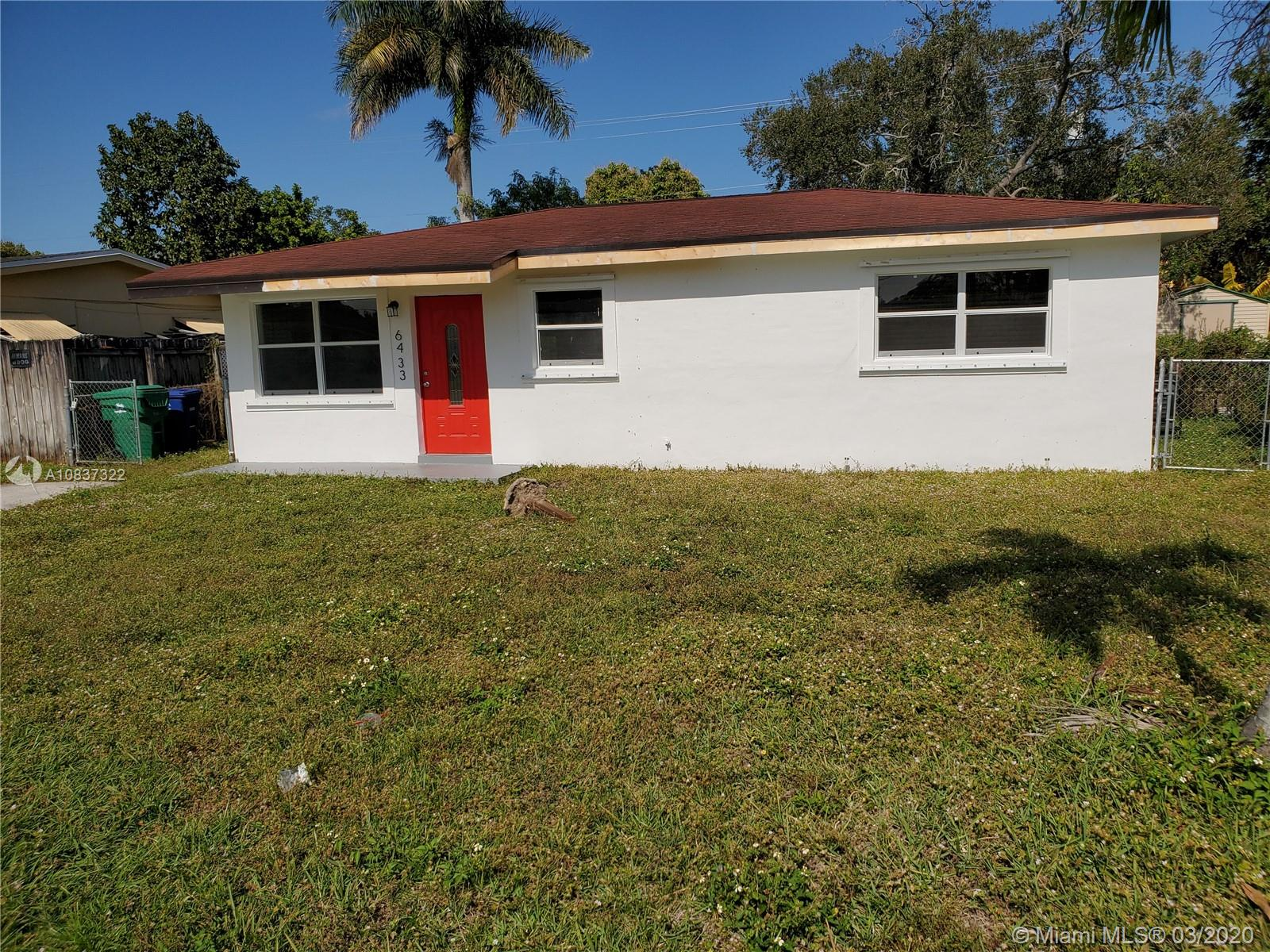 6433 SW 25th St  For Sale A10837322, FL