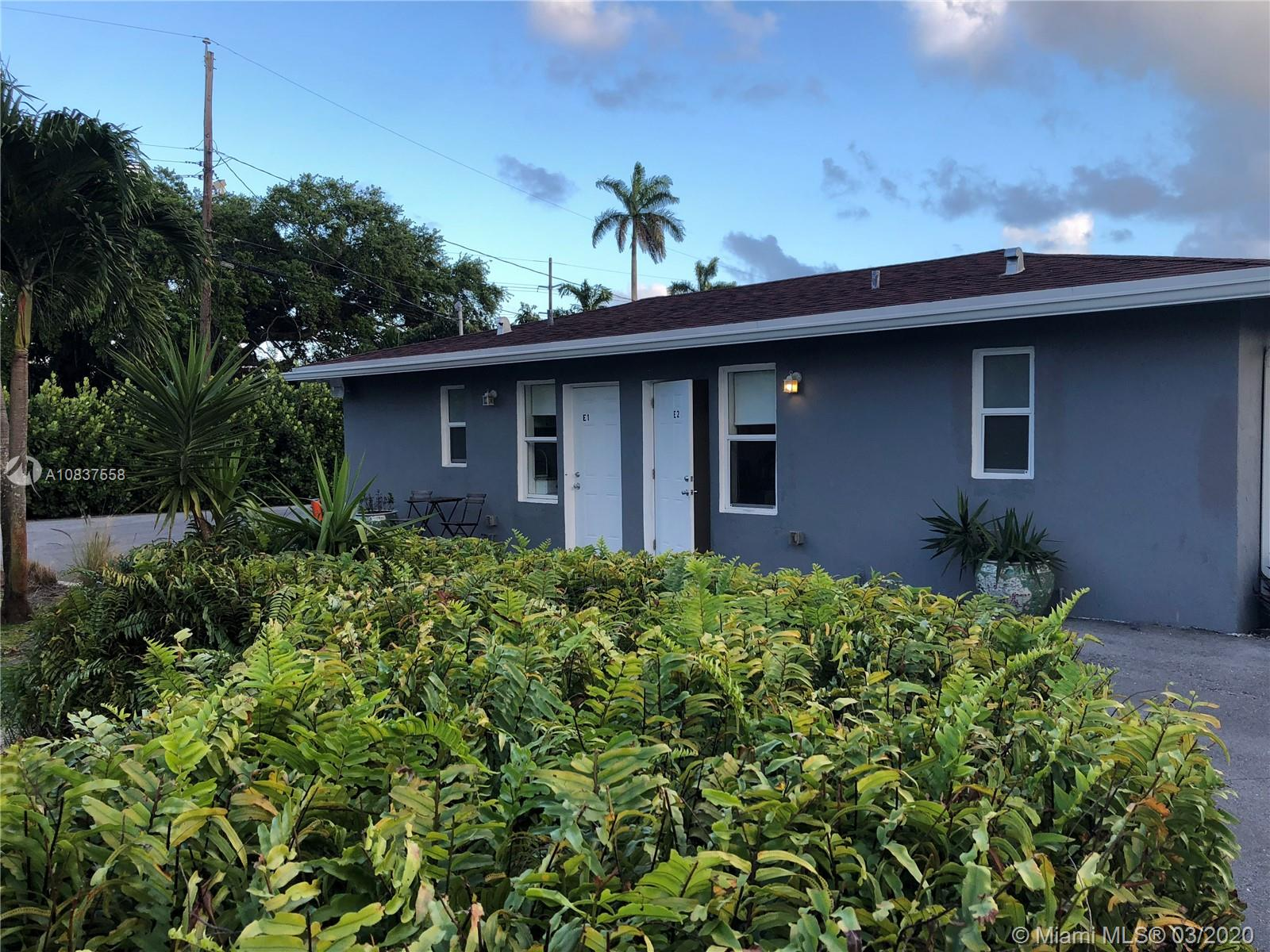 529 NW 88th St #E2 For Sale A10837558, FL