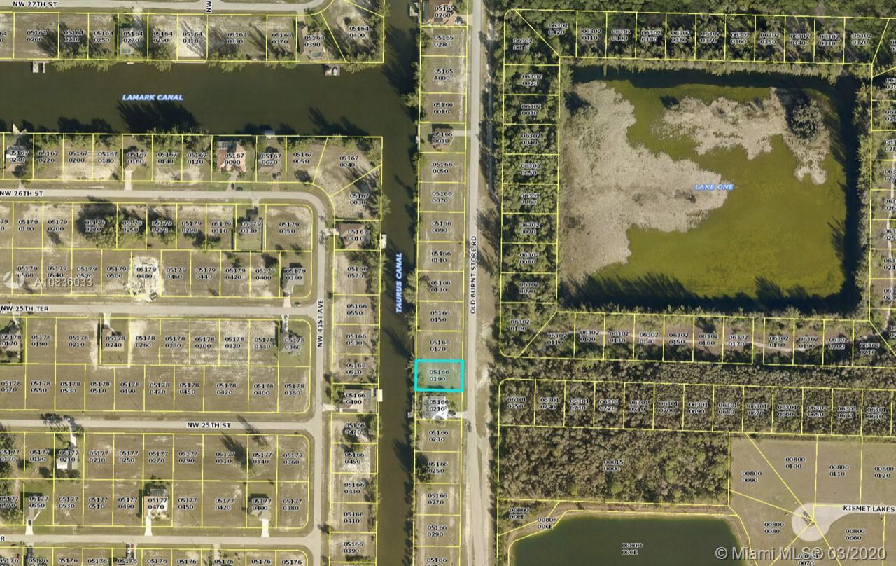 2504 Old Burnt Store Road N, Cape Coral, FL 33993