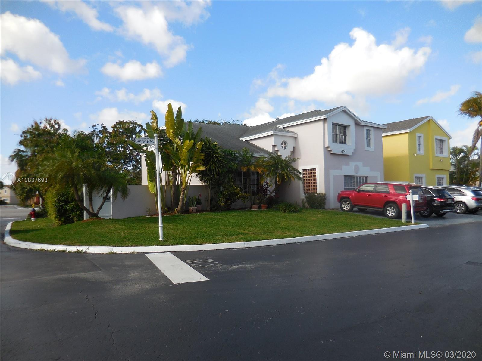 9298 SW 146th Pl  For Sale A10837698, FL