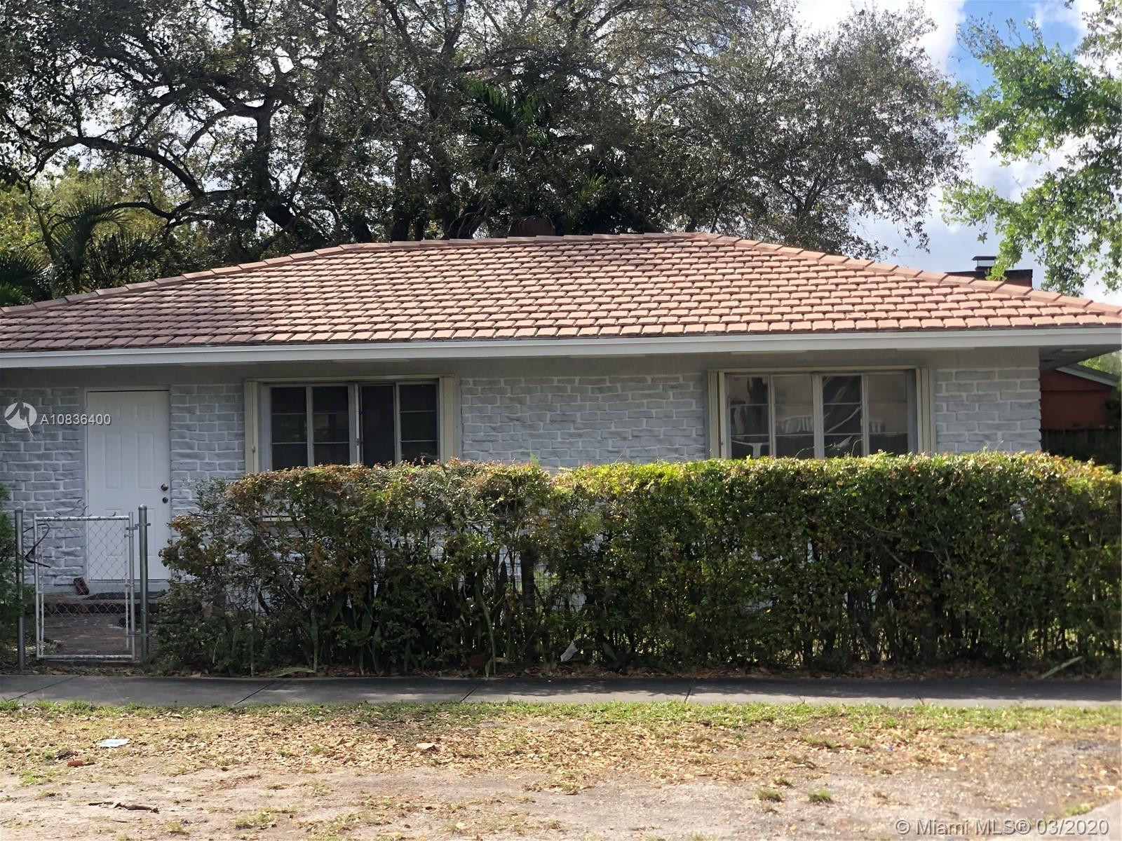 10210 NW 2nd Ave  For Sale A10836400, FL