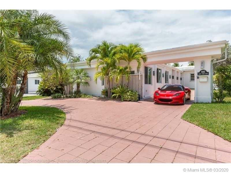 595 N Shore Dr  For Sale A10837733, FL
