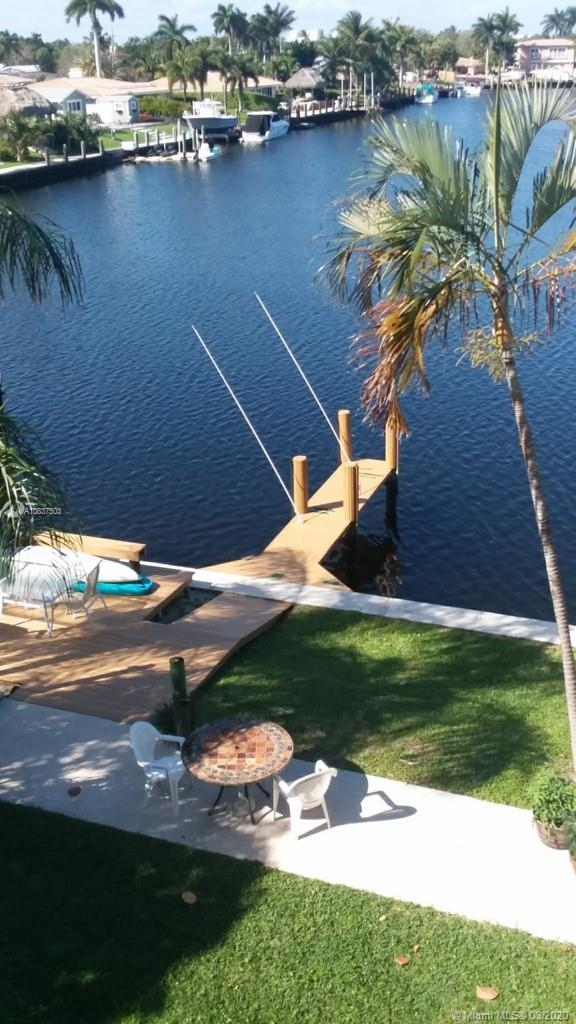 A hidden gem!!! Enjoy amazing views from this one bedroom one bathroom apartment. Deeded deck and dock space for up to a 24' boat included with rent. Washer/dryer in unit.Close to beaches, shopping, golfing, and dining.