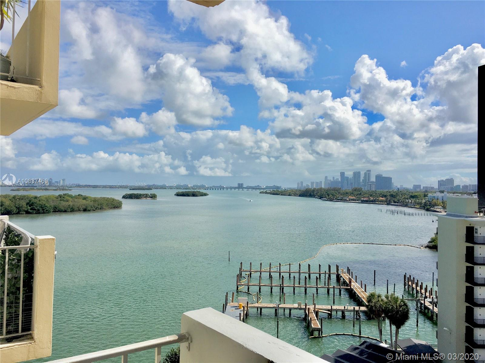 880 NE 69th St #9H For Sale A10837469, FL