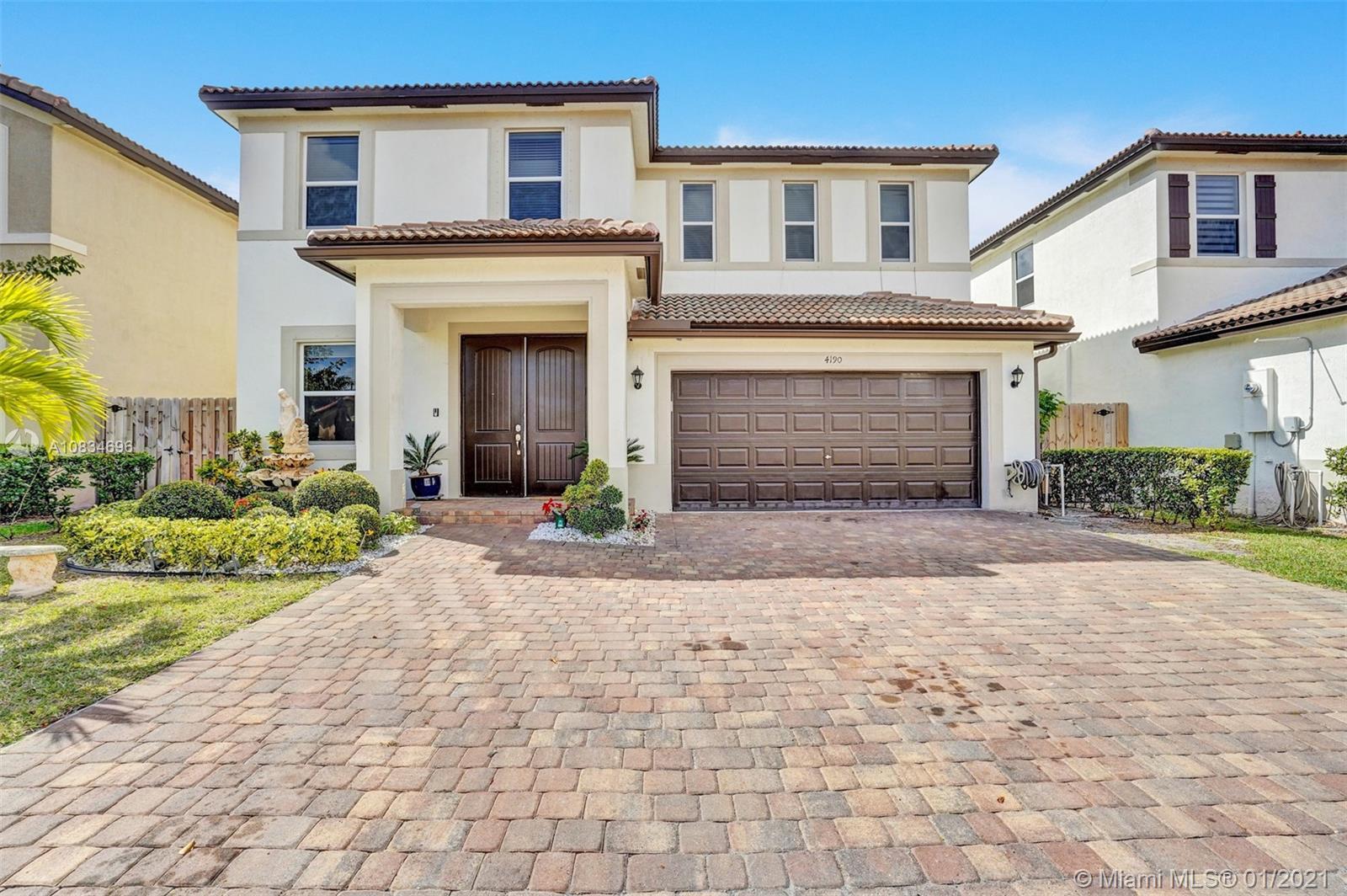 4190 NE 20th St  For Sale A10834696, FL