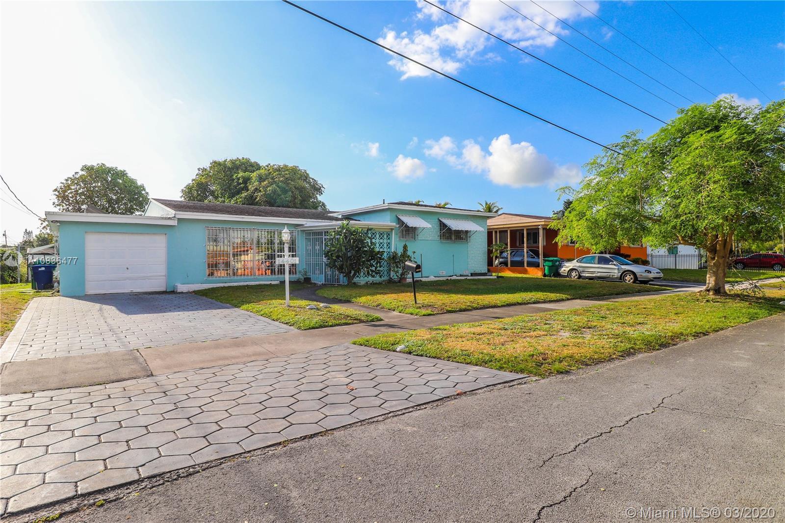 14401 NW 13th Rd, Miami, FL 33167