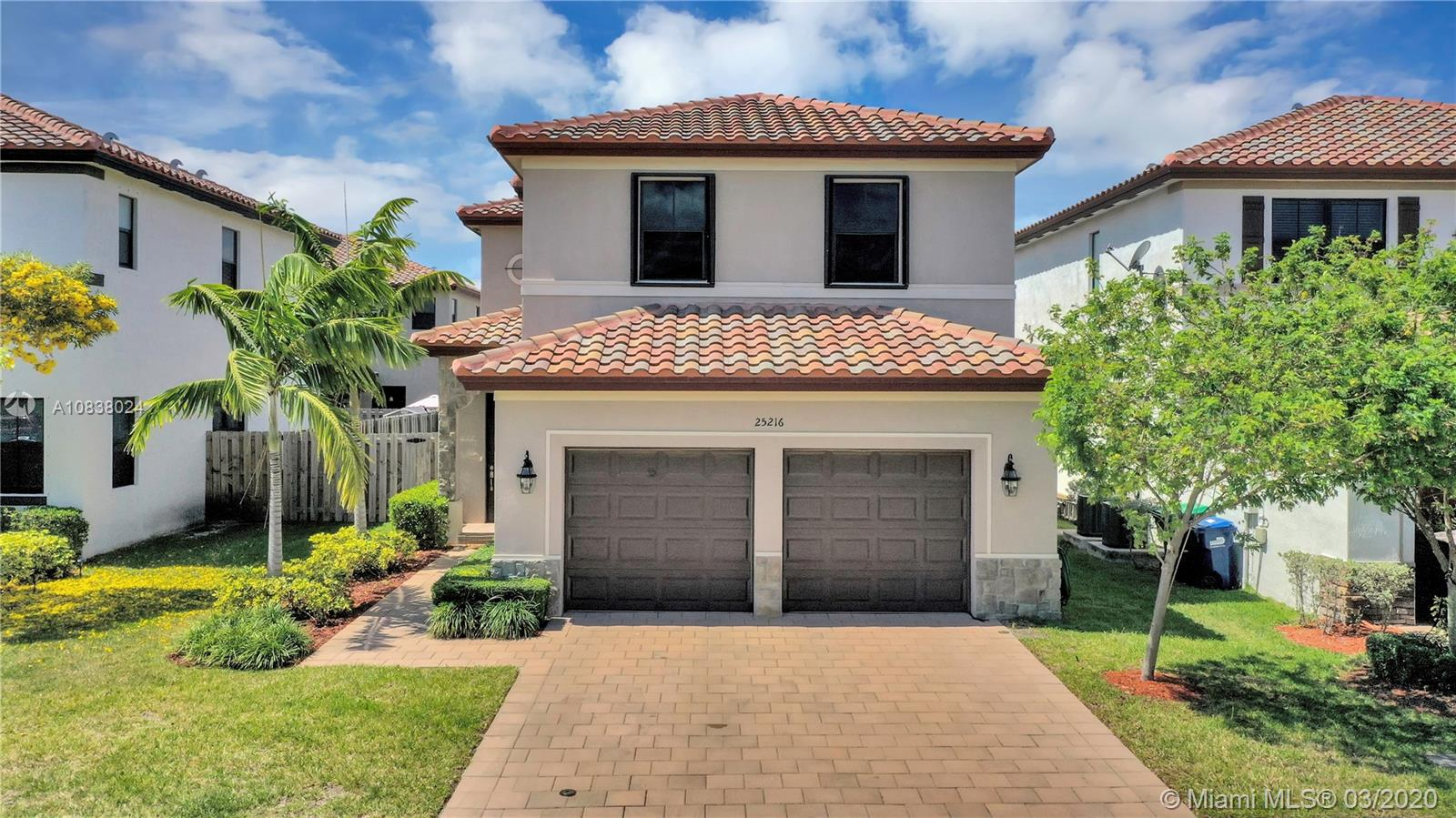 25216 SW 117th Pl  For Sale A10838024, FL