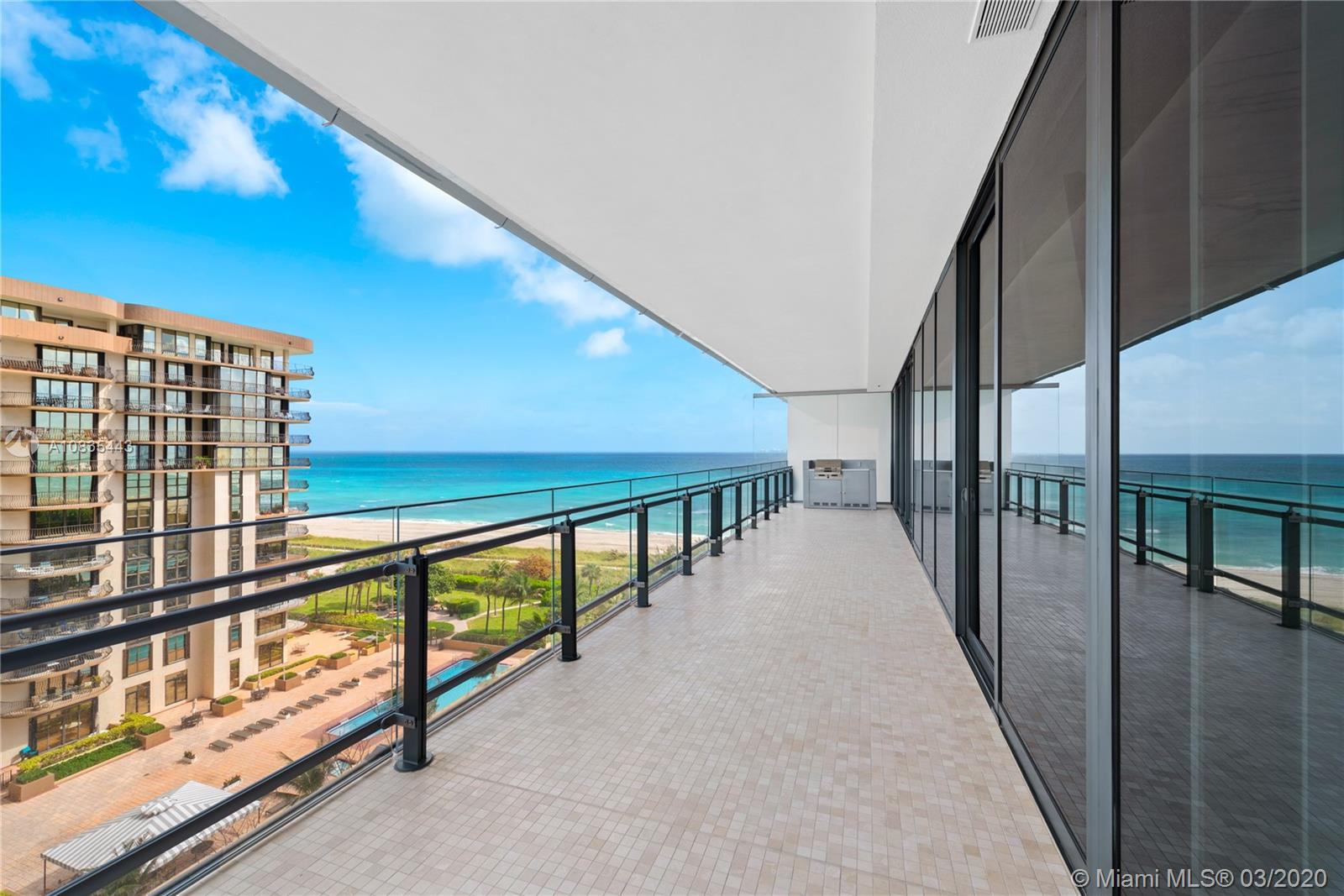 8701  Collins Ave #803 For Sale A10835443, FL
