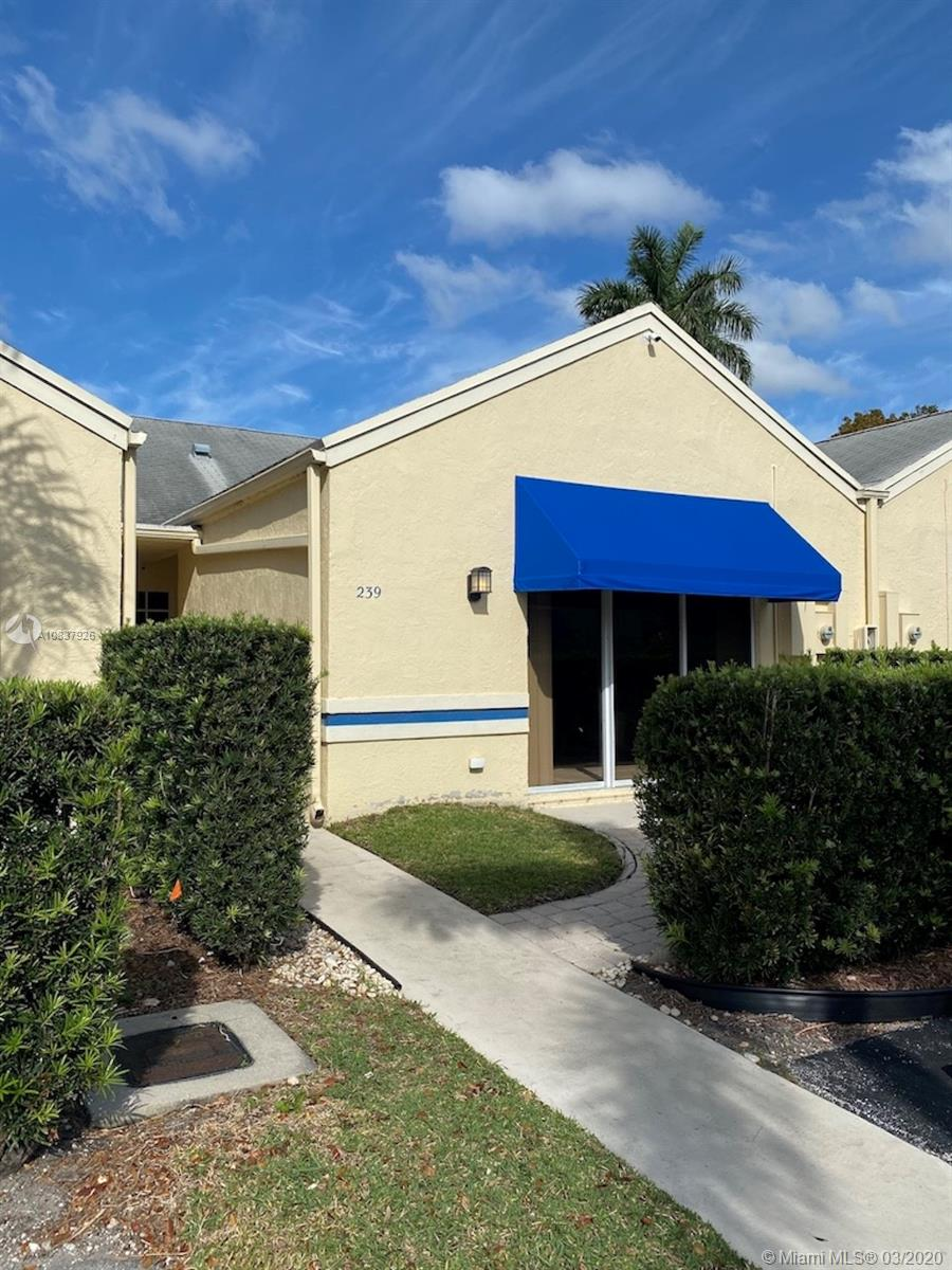 BEAUTIFUL 3/2 villa in the desirable community Key North! Excellent layout and natural lighting. New baseboards, casings and freshly painted with top of the line Benjamin Moore paint! NEW porcelain wood style flooring throughout & laminate floors in bedrooms. NEW piping throughout! Lovely remodeled kitchen updated w/ wood cabinetry and granite countertops. Unit comes w/ transfer switch for full house generator. Great size fenced in backyard area + shed for storage! 2 designated parking spaces and guest parking! Community pool overlooks a lake. Conveniently located closed to 95 and turnpike as well as airport, places of worship, beaches, entertainment and more! NO RENTAL RESTRICTIONS! Rest assured this home is sanitized, vacant and private showings only with utmost caution during COVID-19.