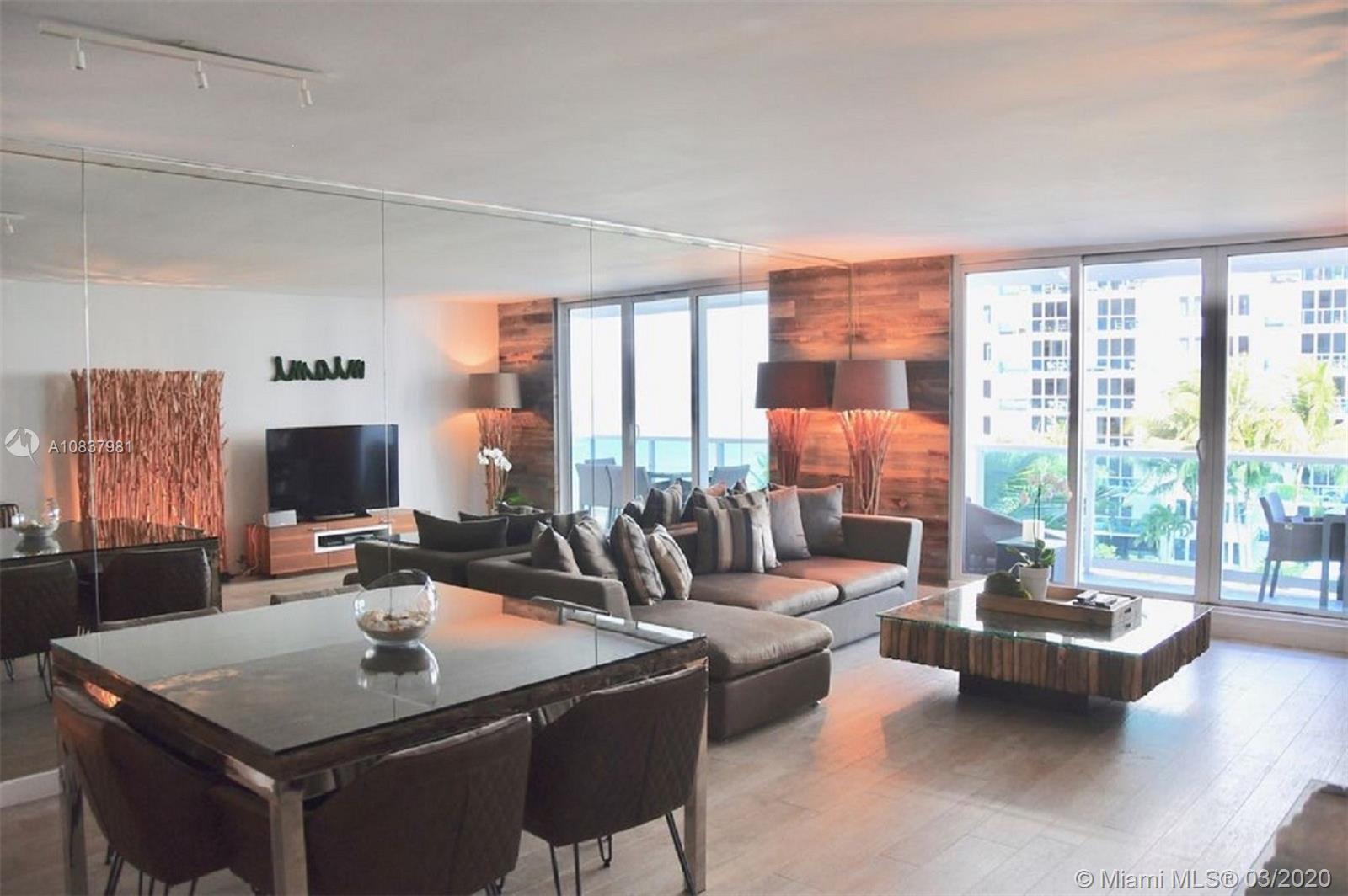 2301  Collins Ave #716 For Sale A10837981, FL