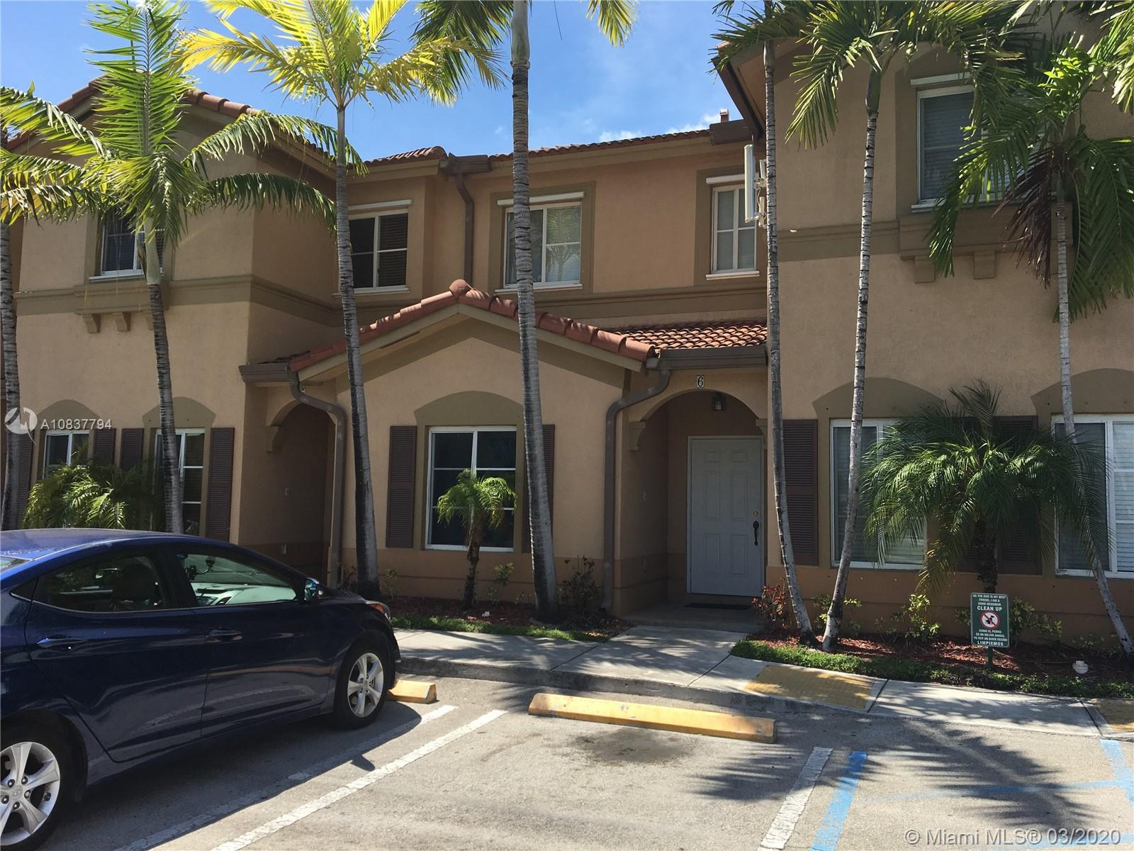 10803 NW 83rd St #6-1 For Sale A10837794, FL