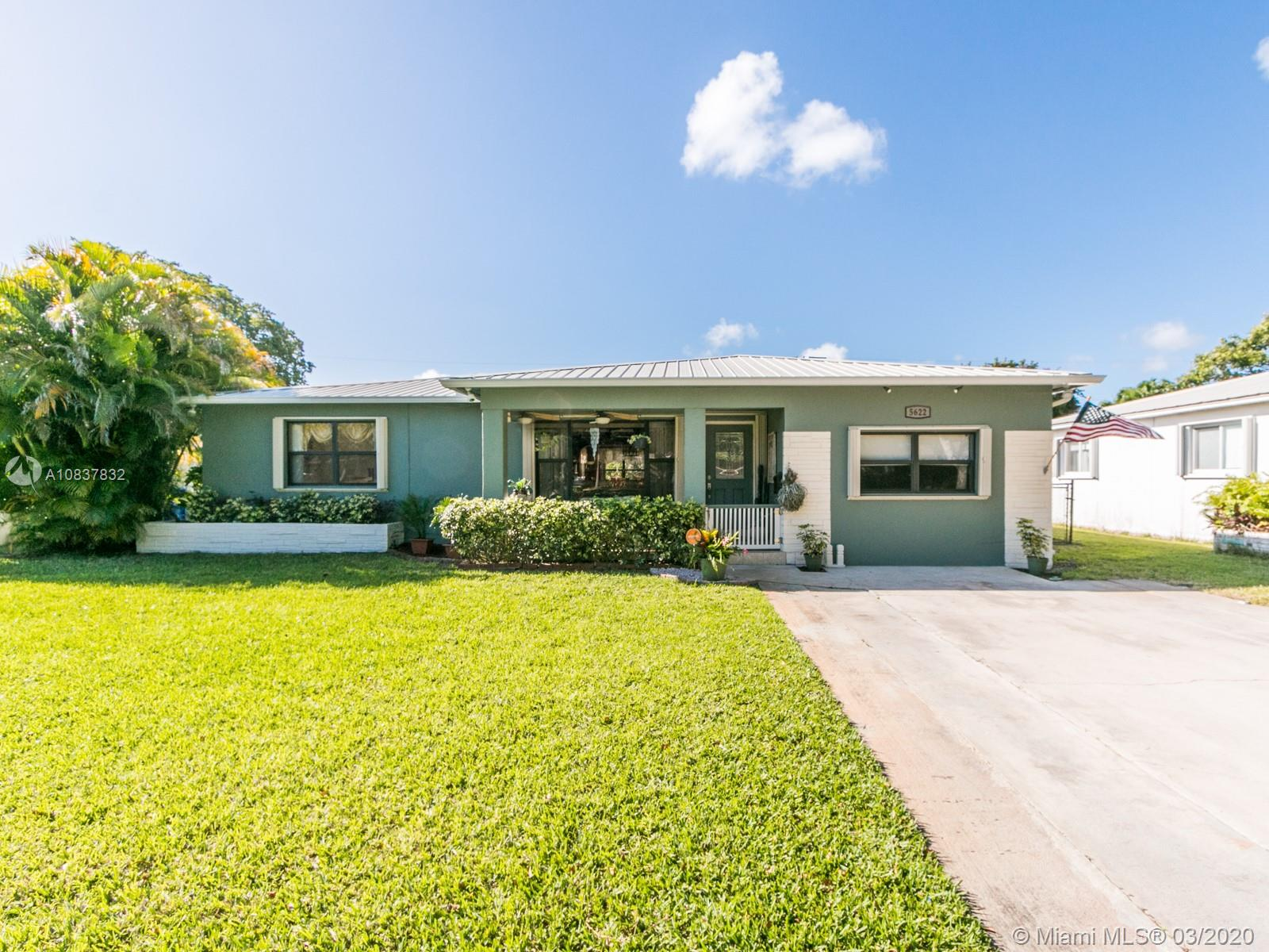5622  Madison St  For Sale A10837832, FL
