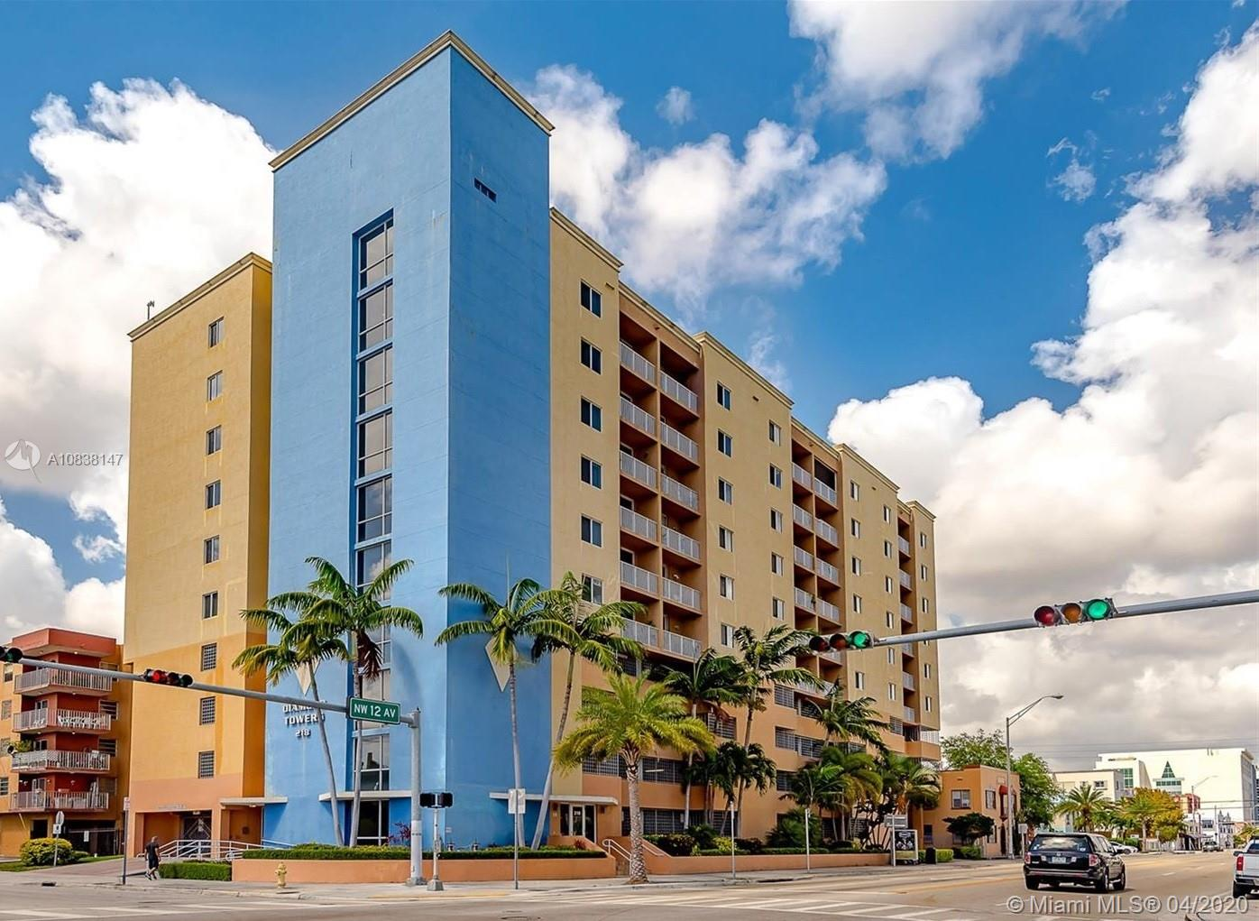 218 NW 12th Ave #910 For Sale A10838147, FL