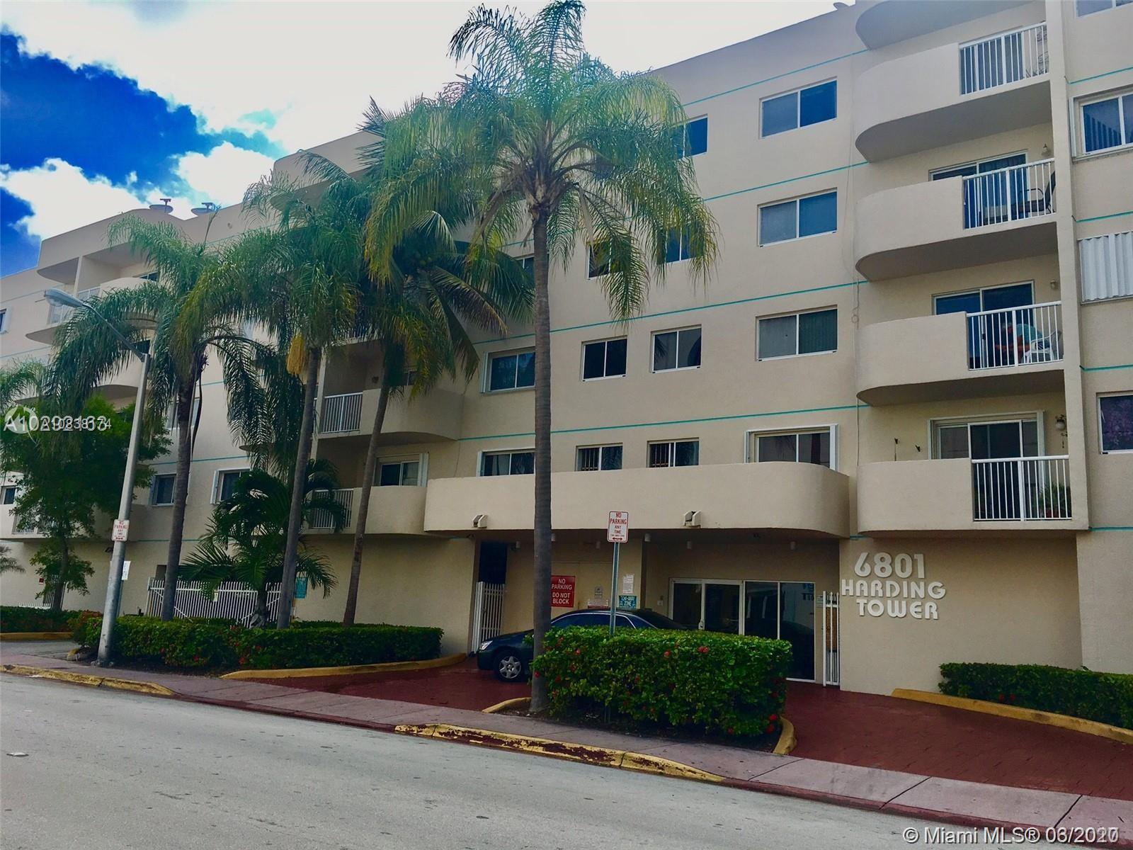6801  Harding Ave #211 For Sale A10838174, FL