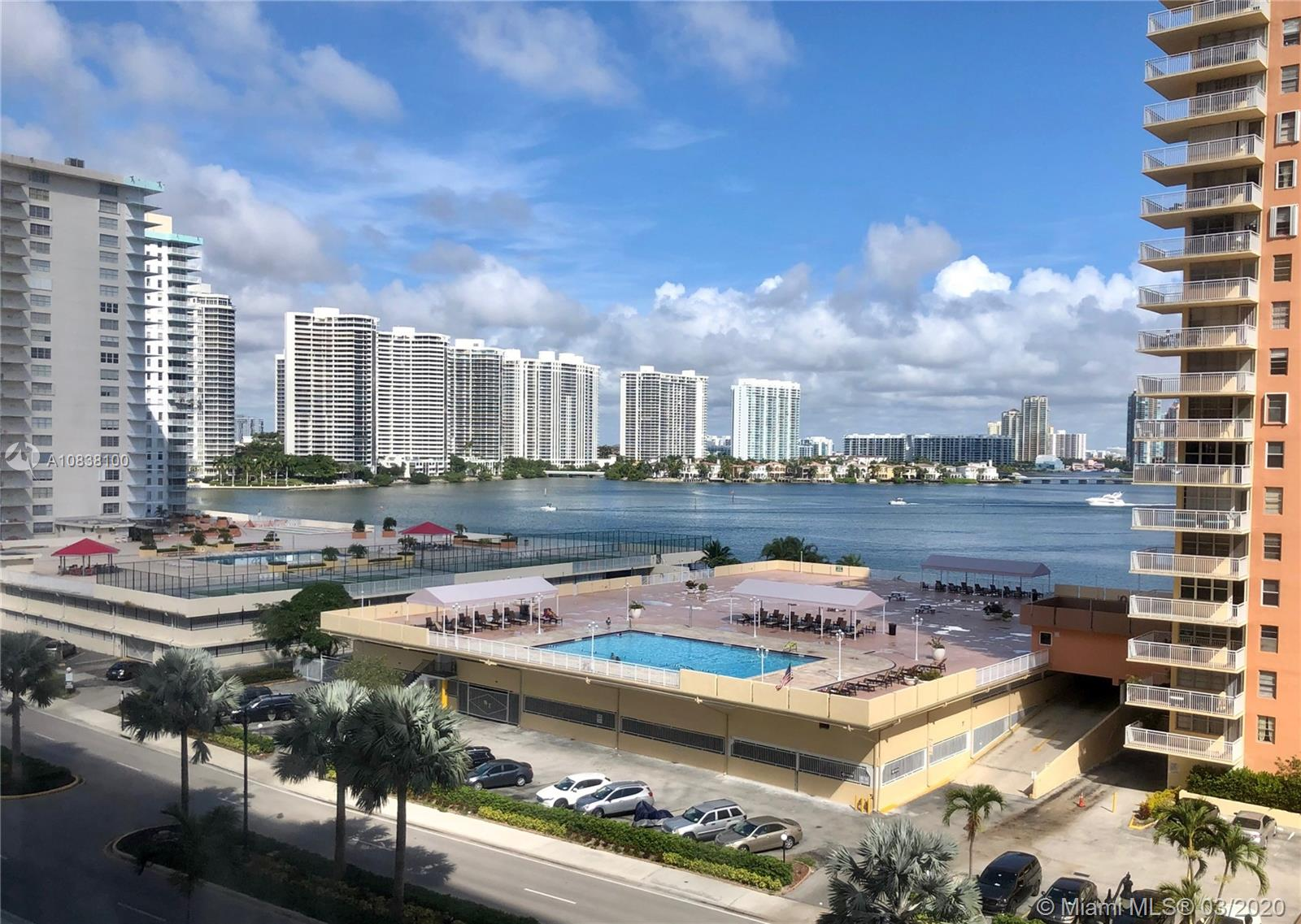 250  174th St #710 For Sale A10838100, FL