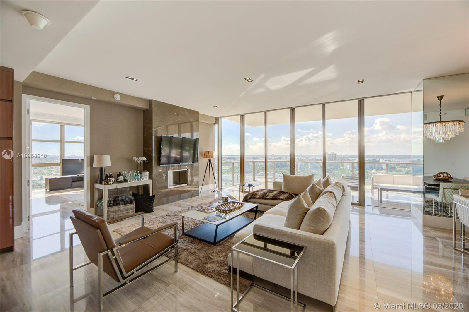 9705  Collins Ave #1405N For Sale A10838240, FL