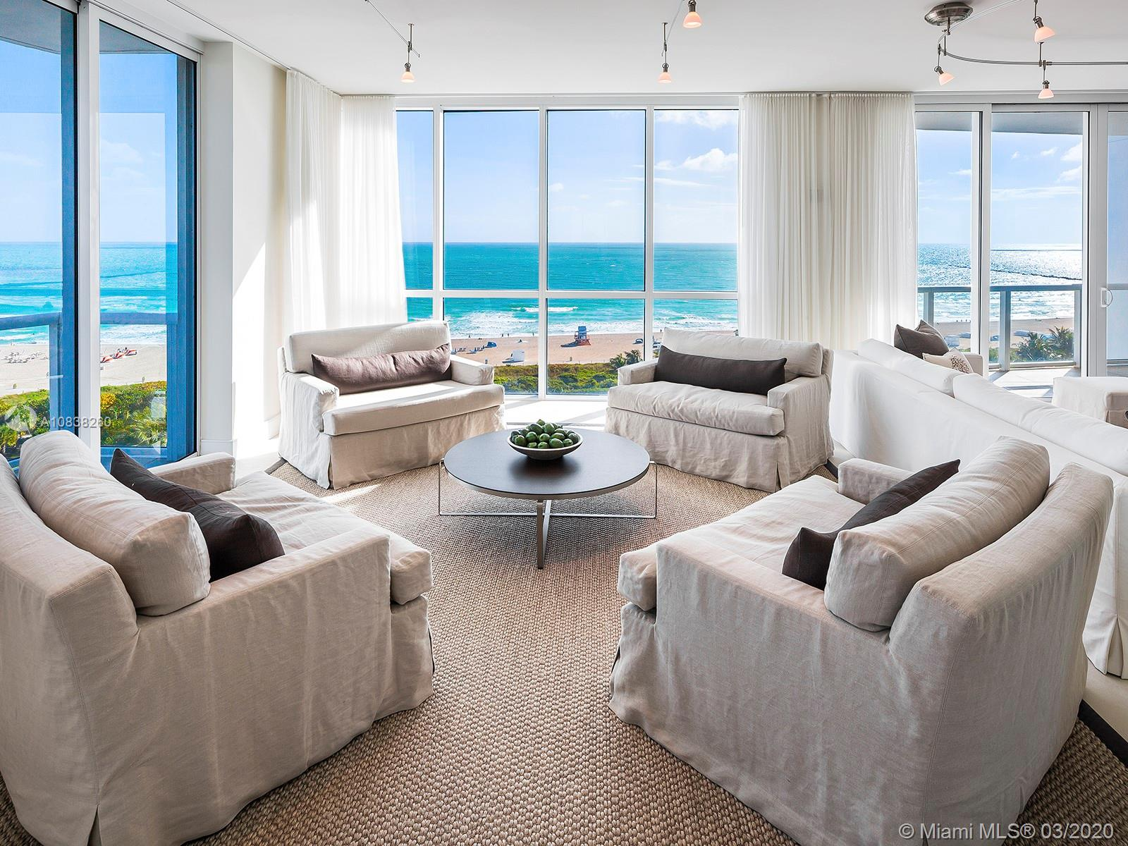 50 S Pointe Dr #1201/08 For Sale A10838260, FL