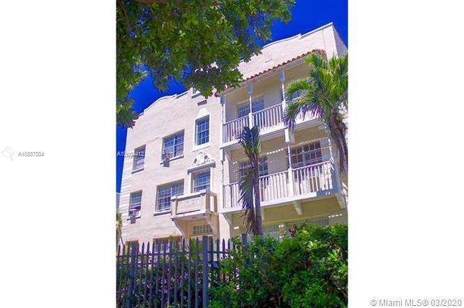 842  Meridian Ave #3F For Sale A10837884, FL
