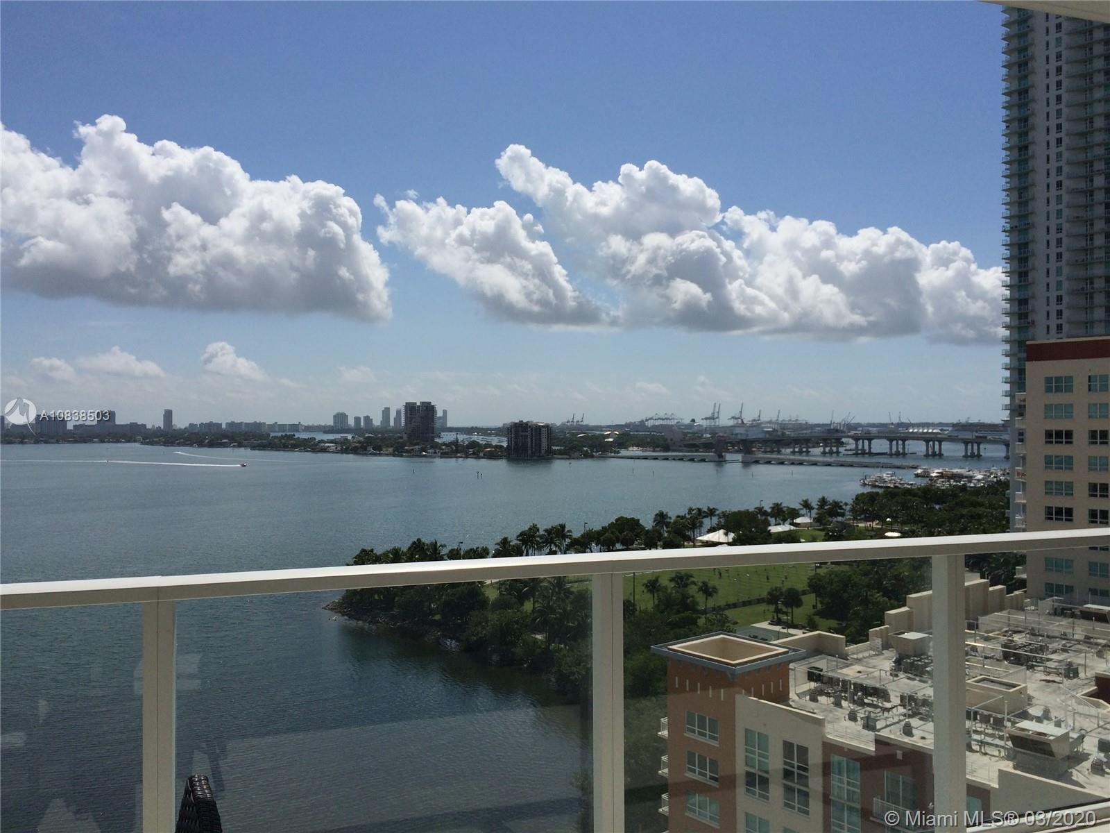 2020 N BAYSHORE DR #1407 For Sale A10838503, FL
