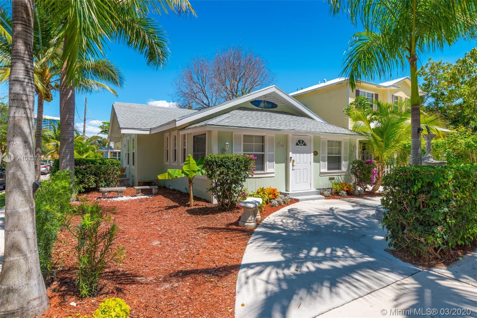 1100  Florida Ave  For Sale A10837614, FL