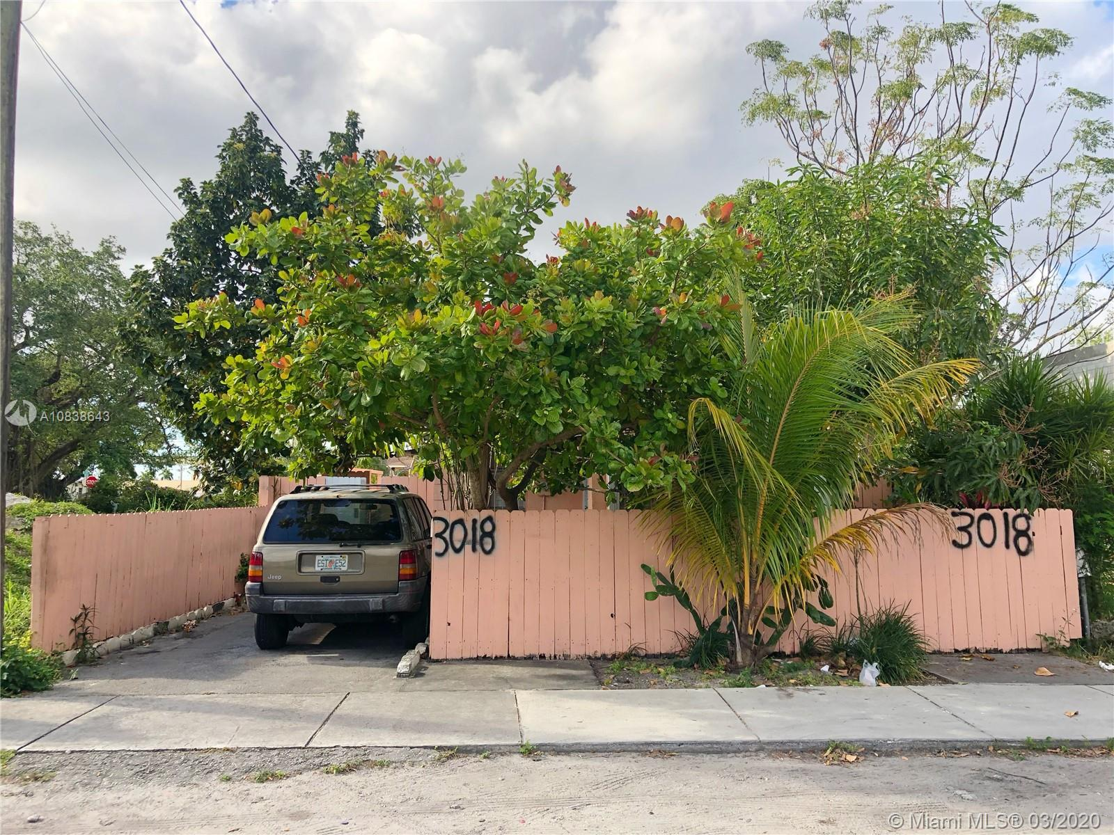 3018 NW 45th St  For Sale A10838643, FL