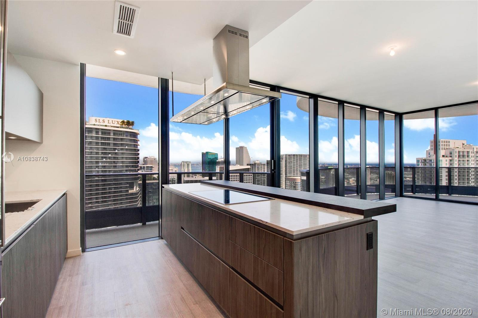 Enjoy outstanding world class views from this 3 bed.3.5 bath unit in Ugo Colombo's CMC Group's newest luxury condo development - Brickell Flatiron Great opportunity to call the beautiful and centrally located 64-story glass tower your home. The penthouse residence features Italian premium porcelain and marble floors, Snaidero kitchen , Miele appliances, floor to ceiling windows, expansive terrace with panoramic views of the Miami skyline. Unparallaled services and resort style amenities including  a rooftop sky deck on the 64th floor, pool, spa, fitness center with pilates/yoga and aerobics studio, private steam and sauna rooms, children's play area, game room, movie theatre and recreation rooms.