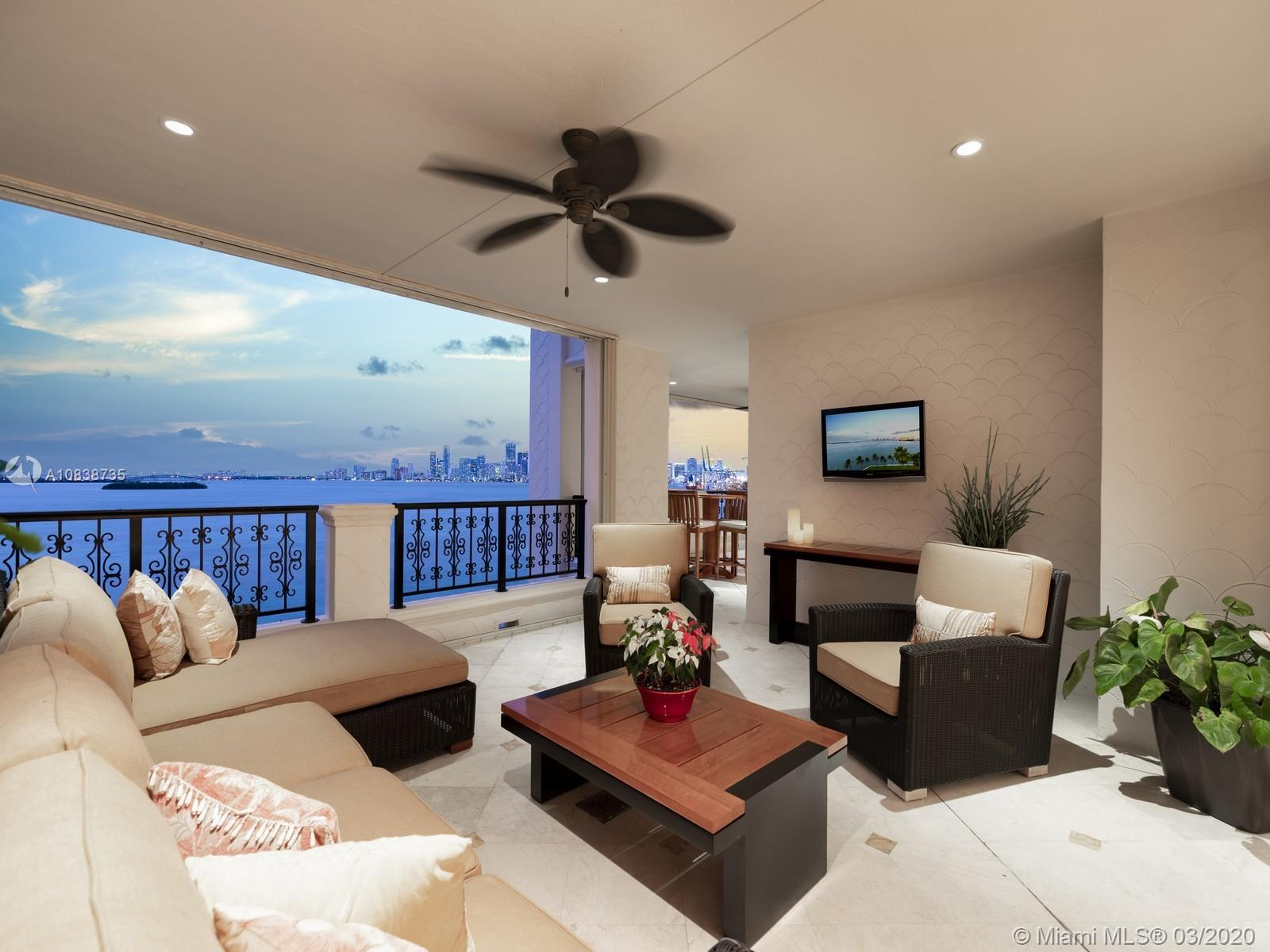 5272  Fisher Island Dr #5272 For Sale A10838735, FL