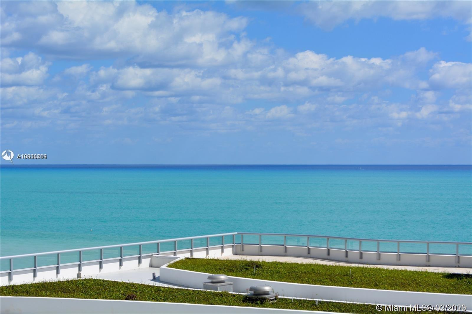 6799  Collins Ave #704 For Sale A10830719, FL