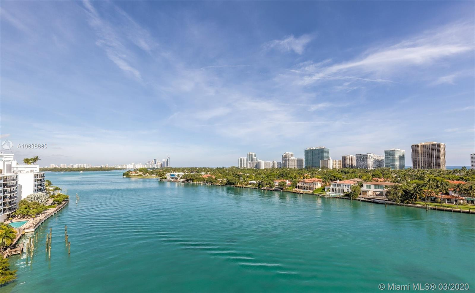 9901 E Bay Harbor Dr #PH1-PH3 For Sale A10838880, FL