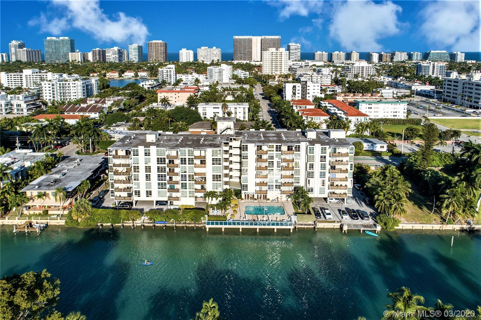 9800 W Bay Harbor Dr #704 For Sale A10838955, FL