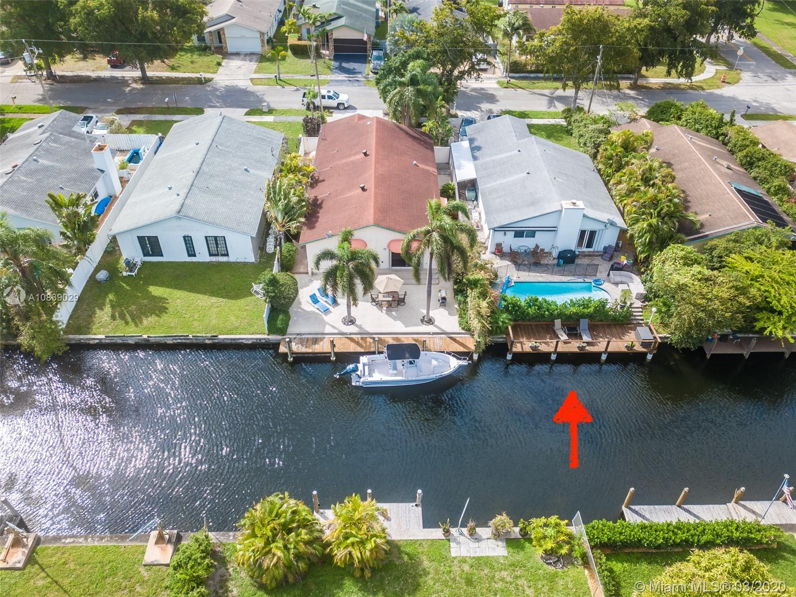 2647  Coolidge St  For Sale A10839029, FL
