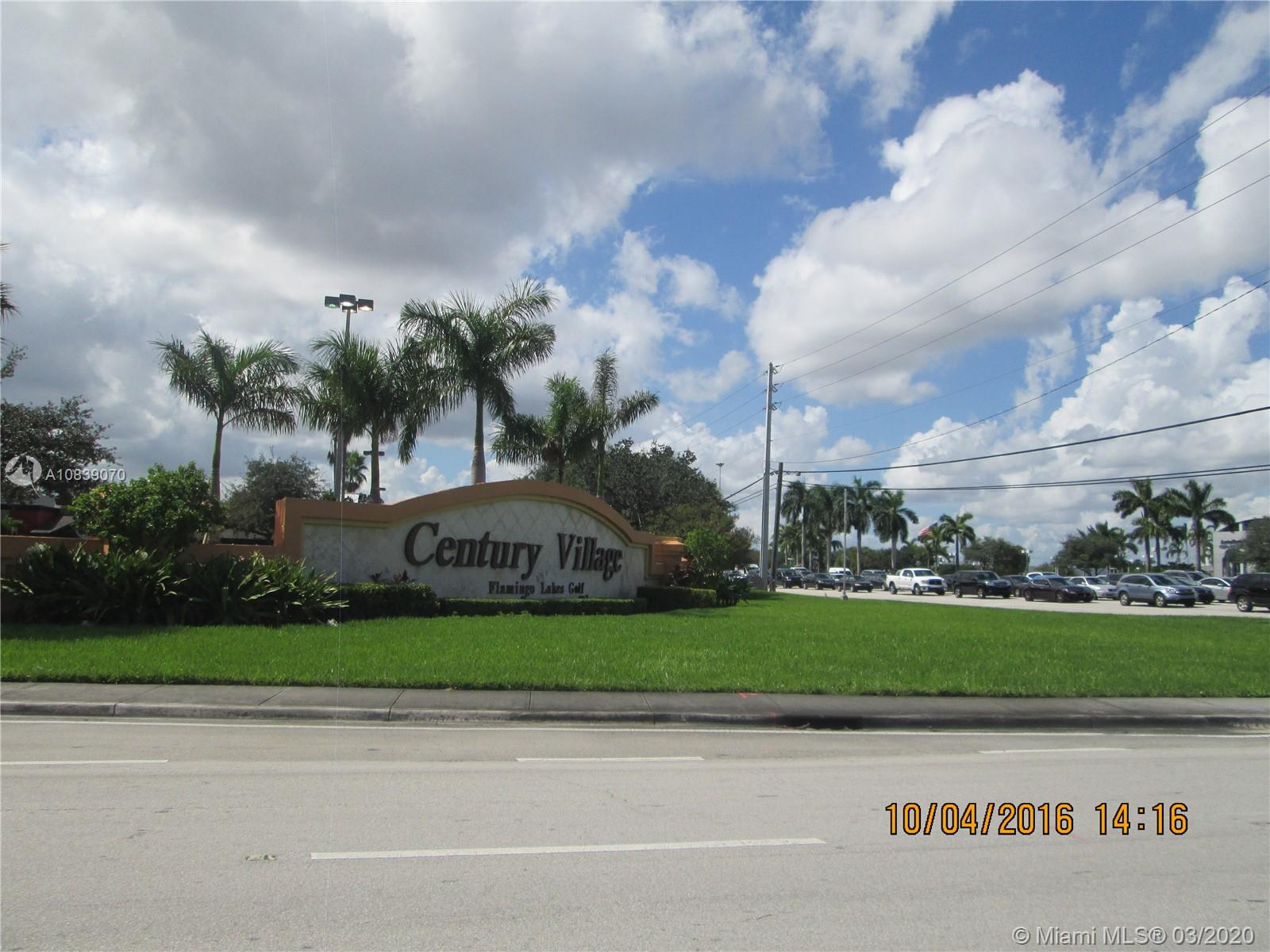 100 SW 132nd Way #209K For Sale A10839070, FL