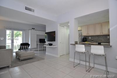 2 BEDROOMS AND 1 BATH IN PERFECT CONDITION AND READY TO MOVE IN. CERAMIC TILE FLOORS THROUGHOUT. GRANITE COUNTERED KITCHEN. SPLIT BEDROOM PLAN. OPEN BALCONY OFF LIVING ROOM AND MASTER BEDROOM. RIGHT DOWN THE STREET FROM THE BEACH AND OCEAN ACCESS,RENTED ON A MONTH TO MONTH BASIS WITH 60 DAYS NOTICE TO TENANT.