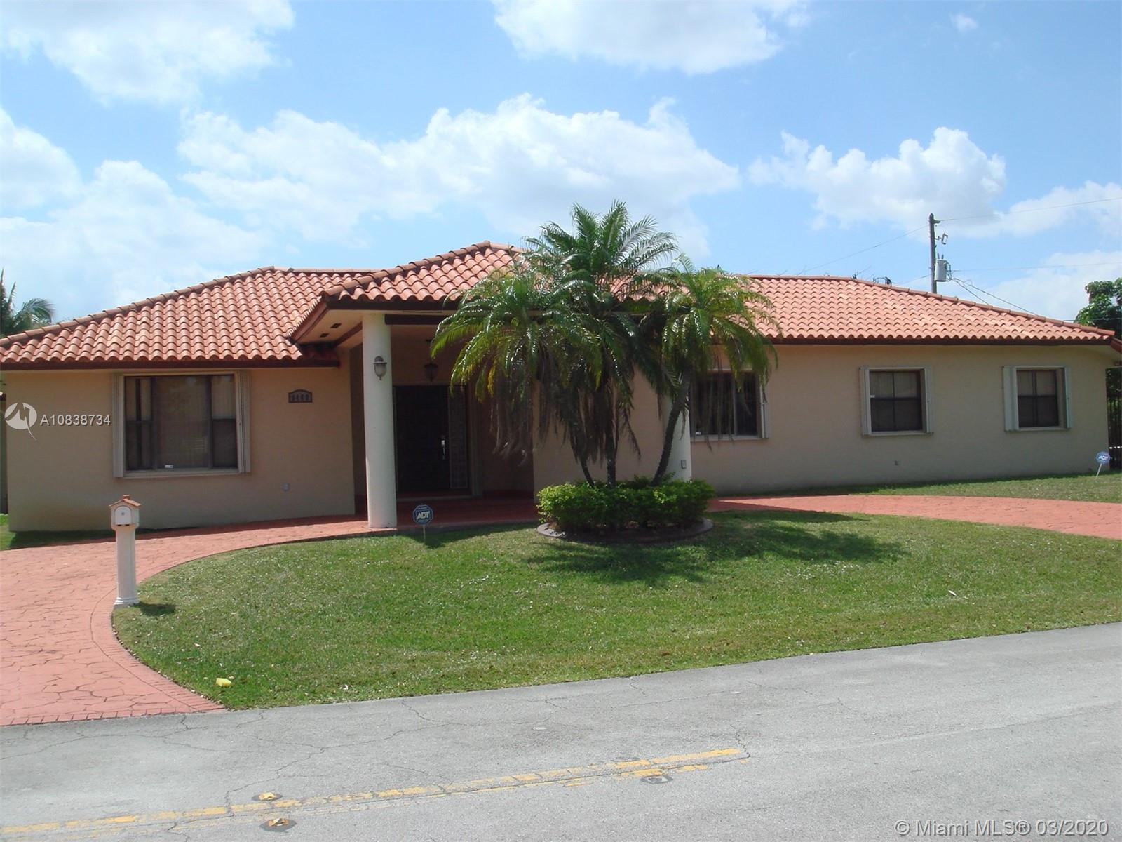 8400 SW 184th Ln  For Sale A10838734, FL