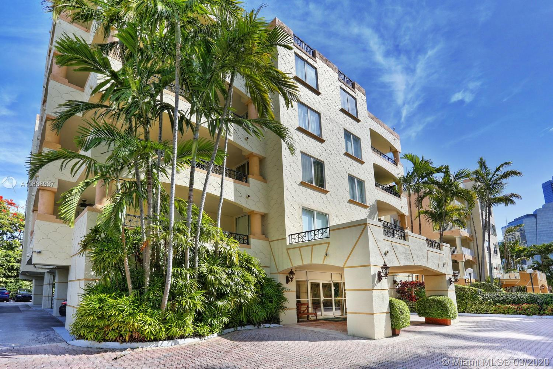 1834  BRICKELL AVENUE #23 For Sale A10838937, FL
