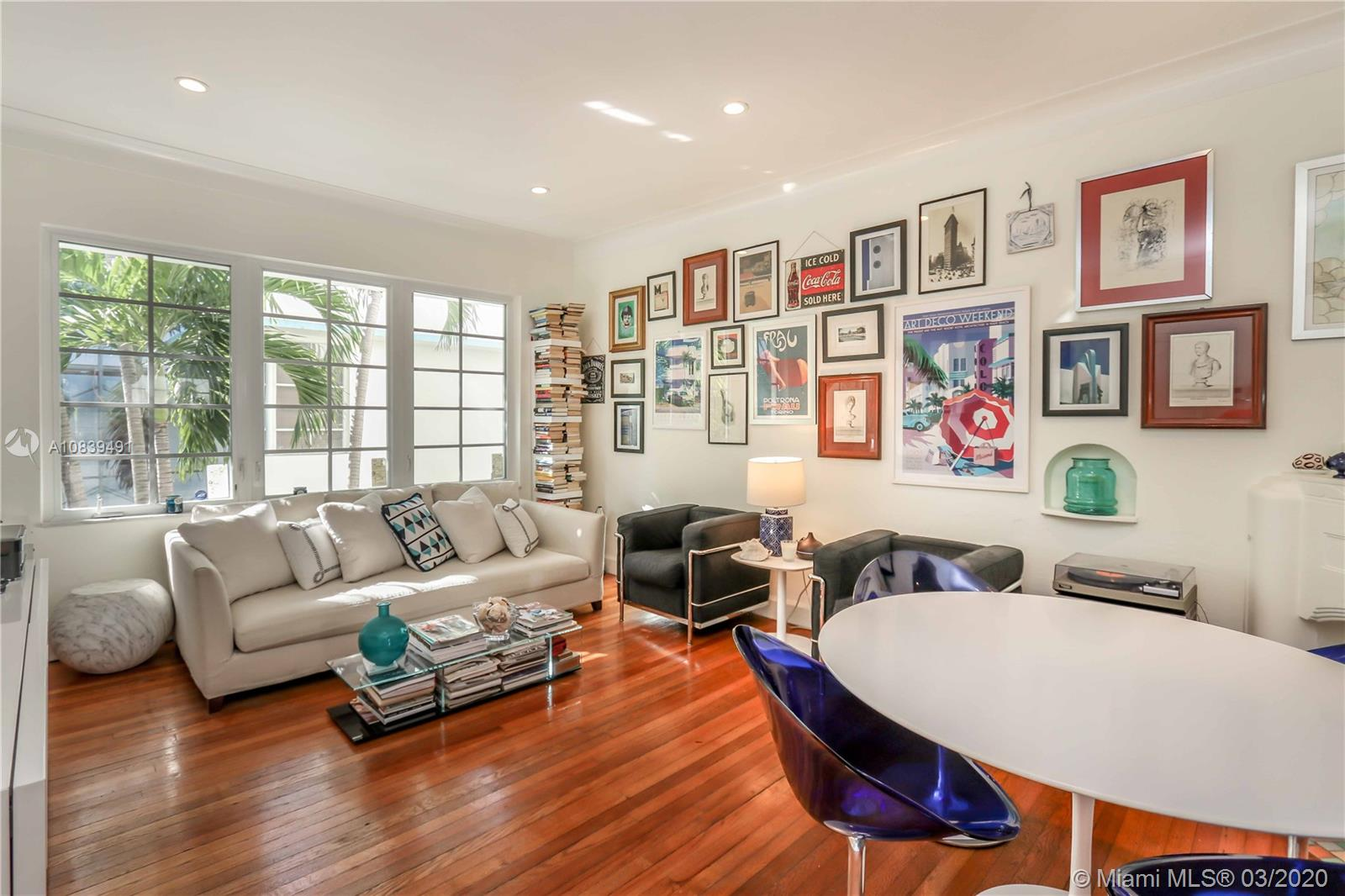 828  Euclid Ave #10 For Sale A10839491, FL