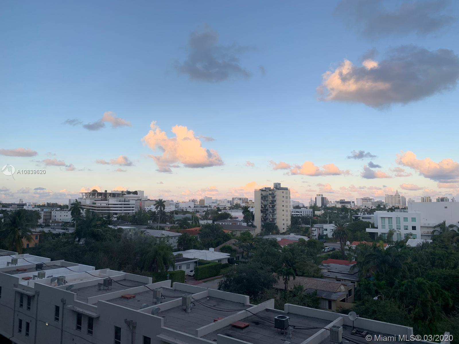 1500  Bay Rd #610S For Sale A10839620, FL