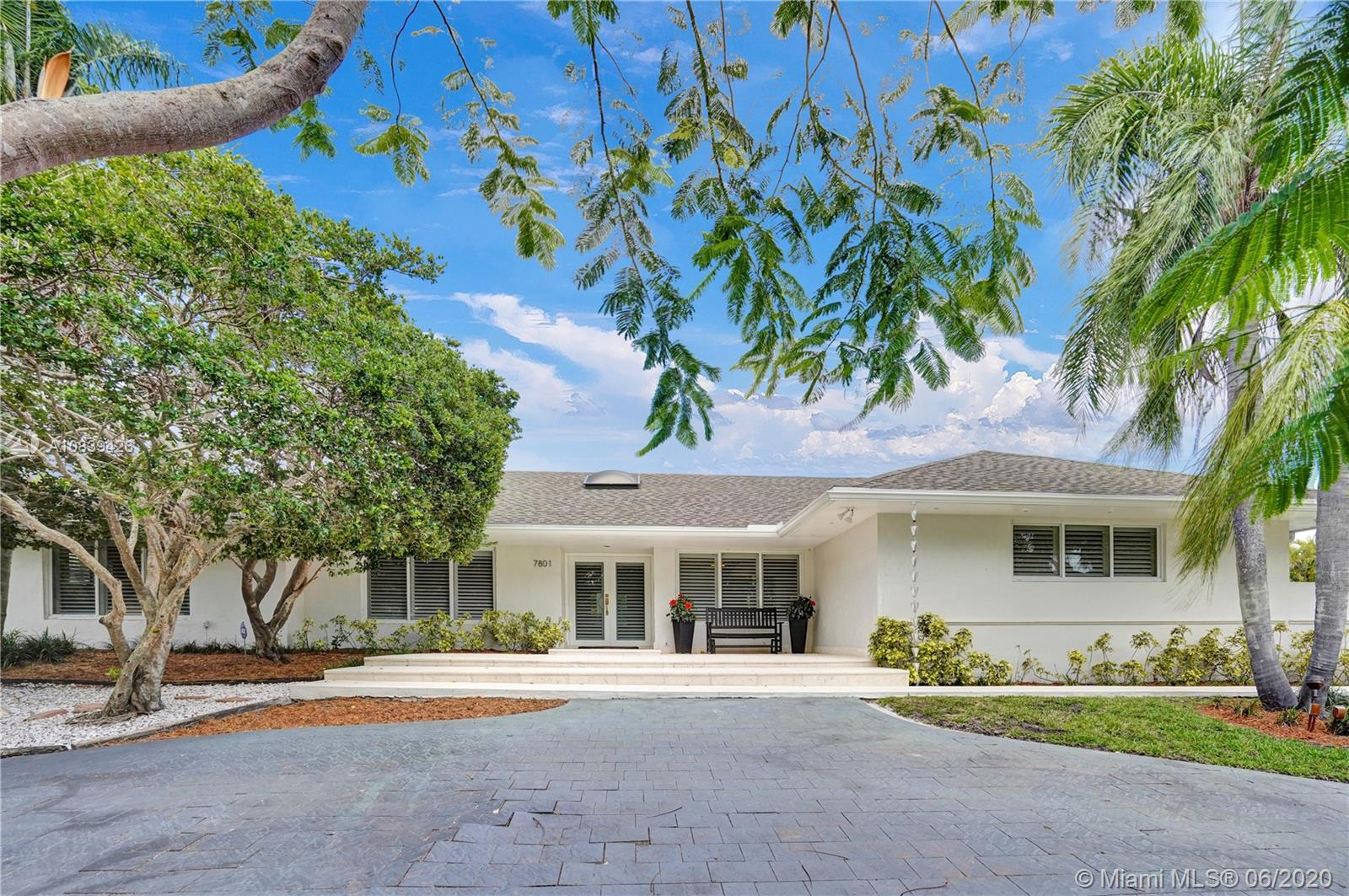 7801 SW 171st St  For Sale A10839426, FL
