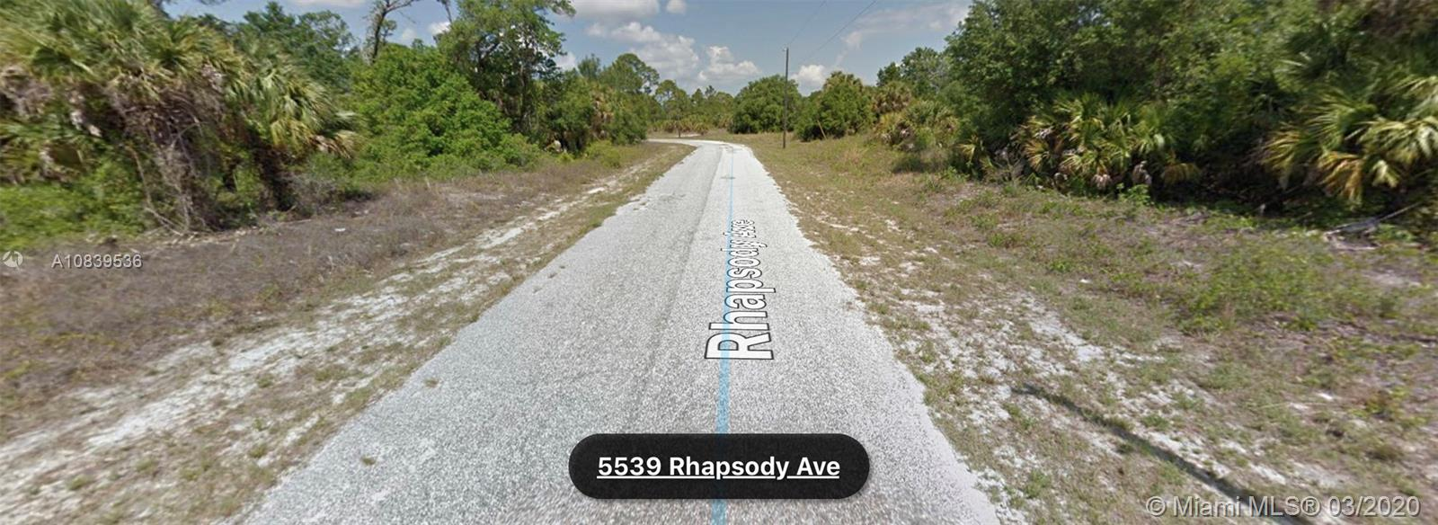 RHAPSODY AVE NORTH PORT, Other City - In The State Of Florida, FL 34288