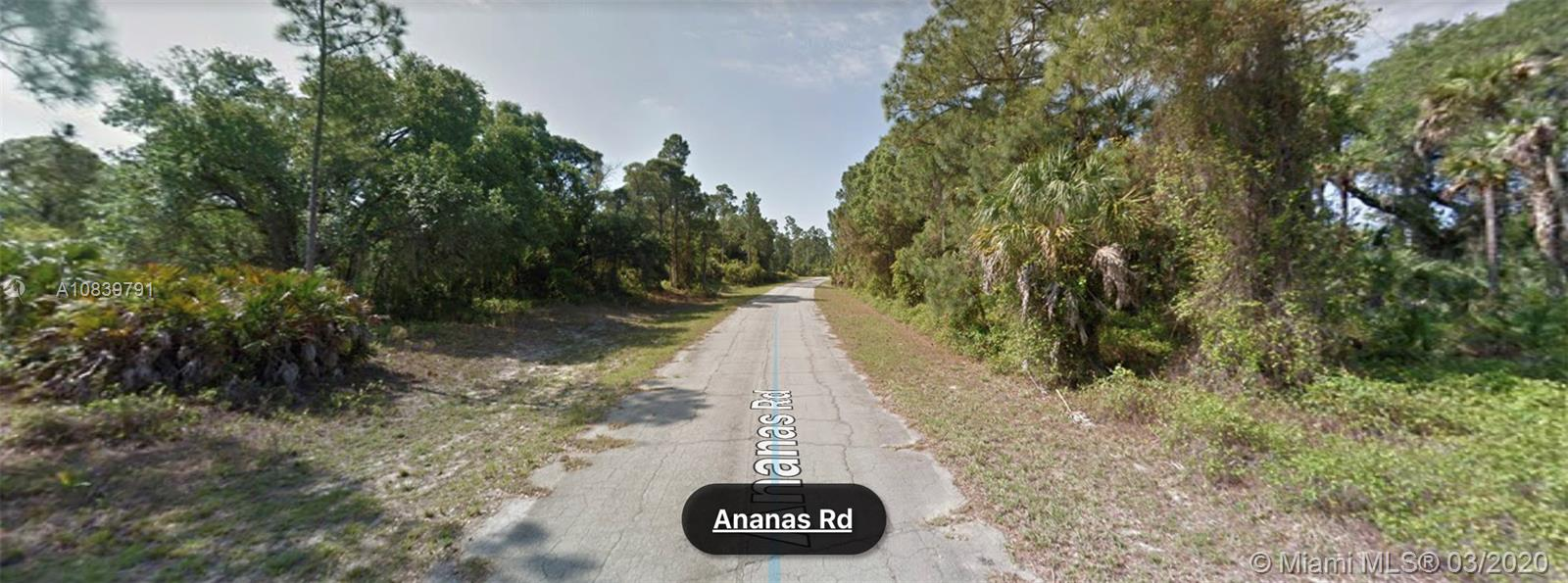 ANANAS RD NORTH PORT, Other City - In The State Of Florida, FL 34288