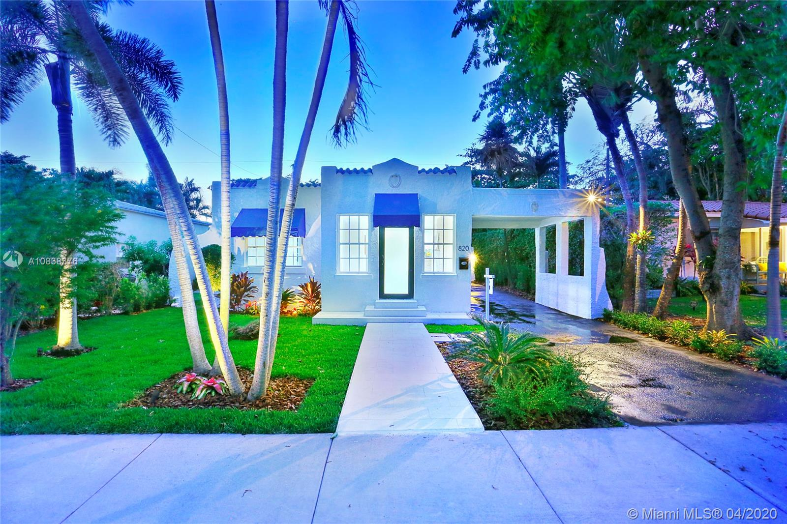 820  Wallace St  For Sale A10838376, FL