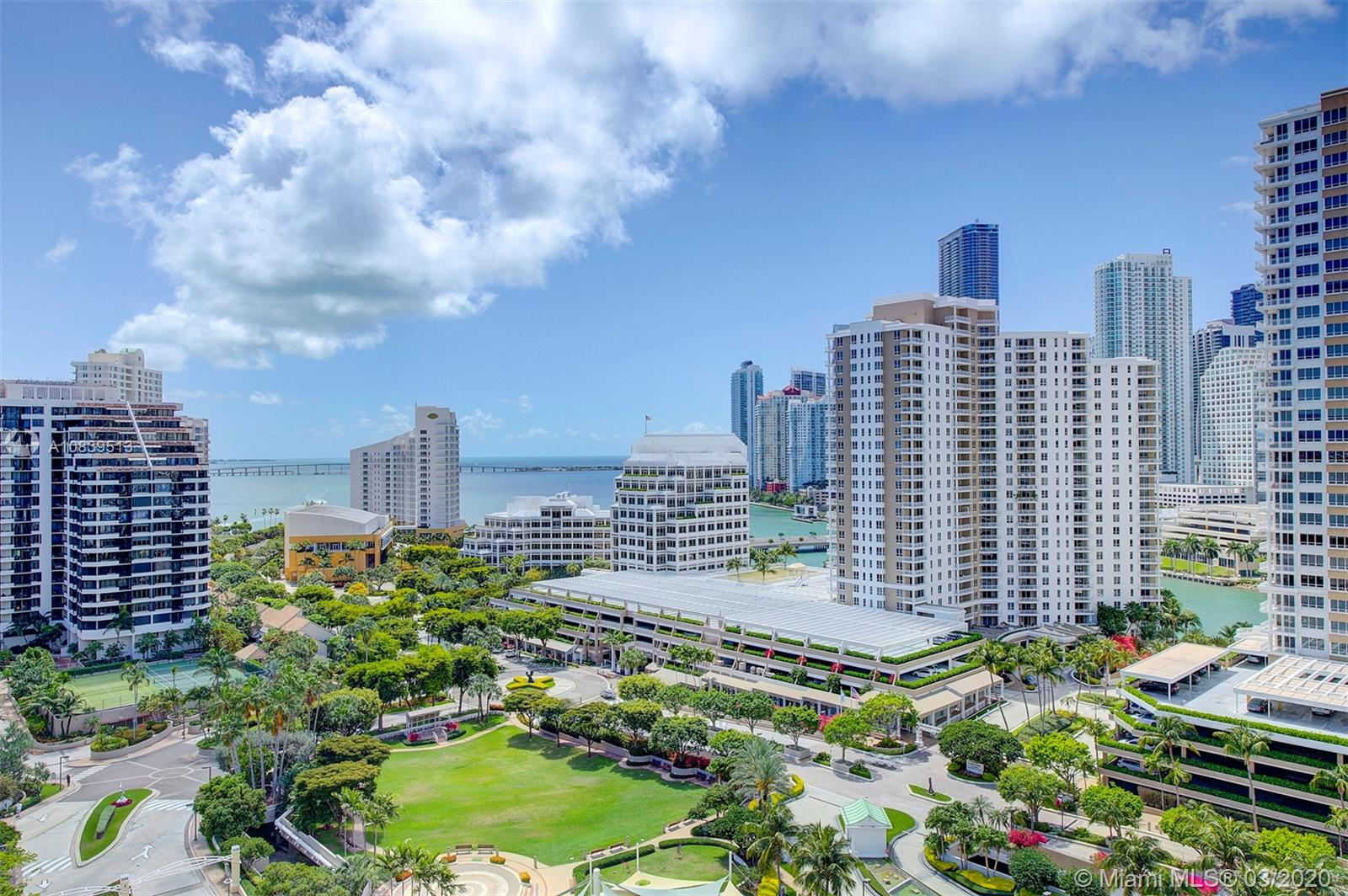 888  Brickell Key Dr #1802 For Sale A10839513, FL