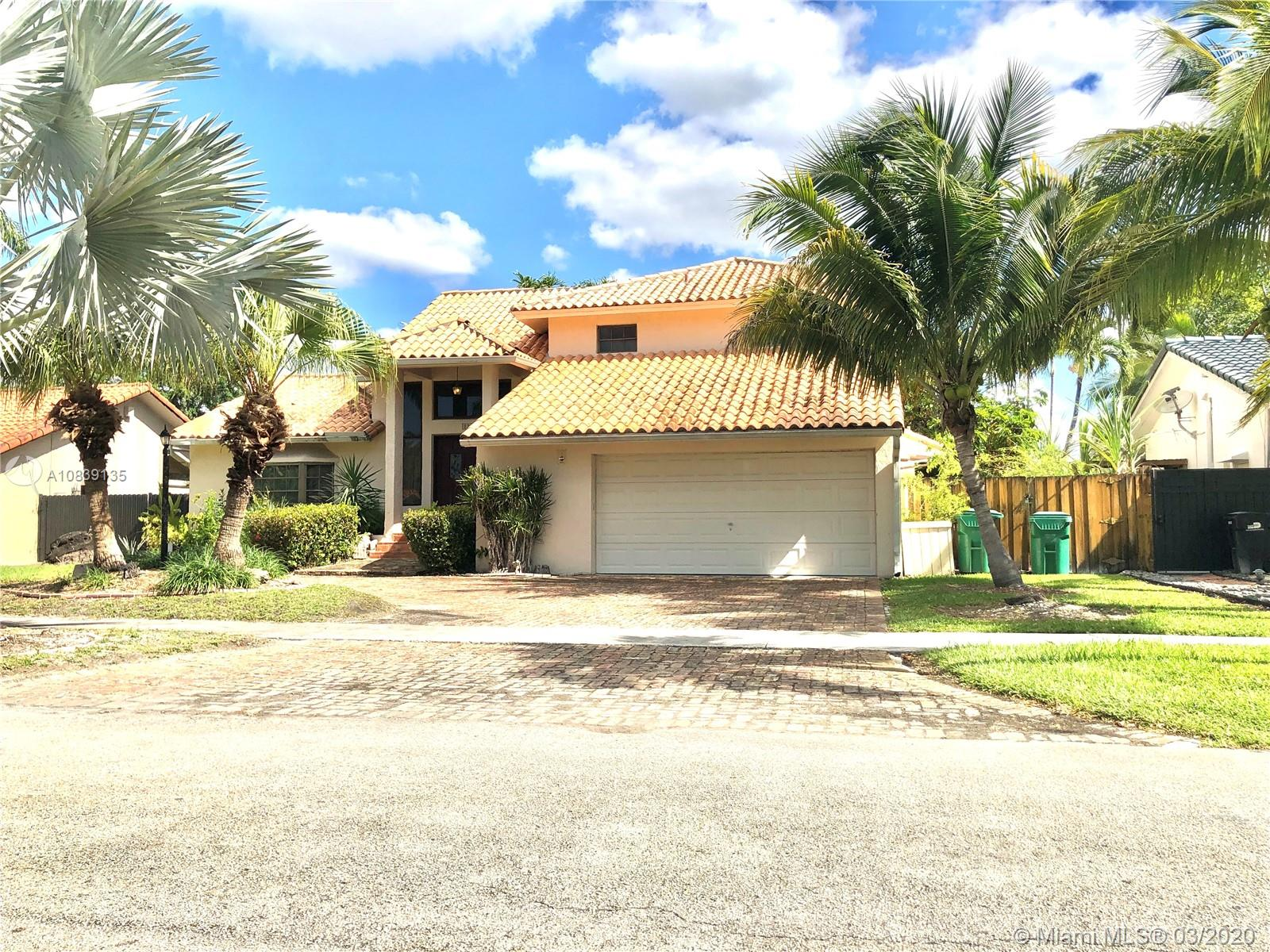 13439 SW 103rd St  For Sale A10839135, FL