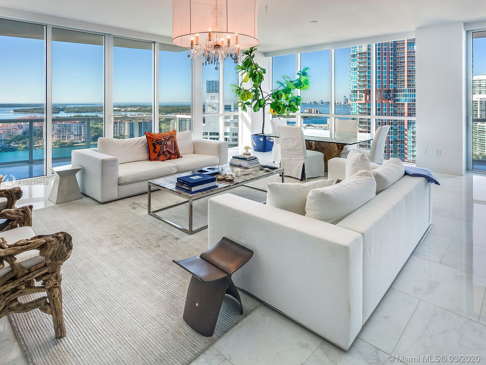 50 S Pointe Dr #2803 For Sale A10839859, FL